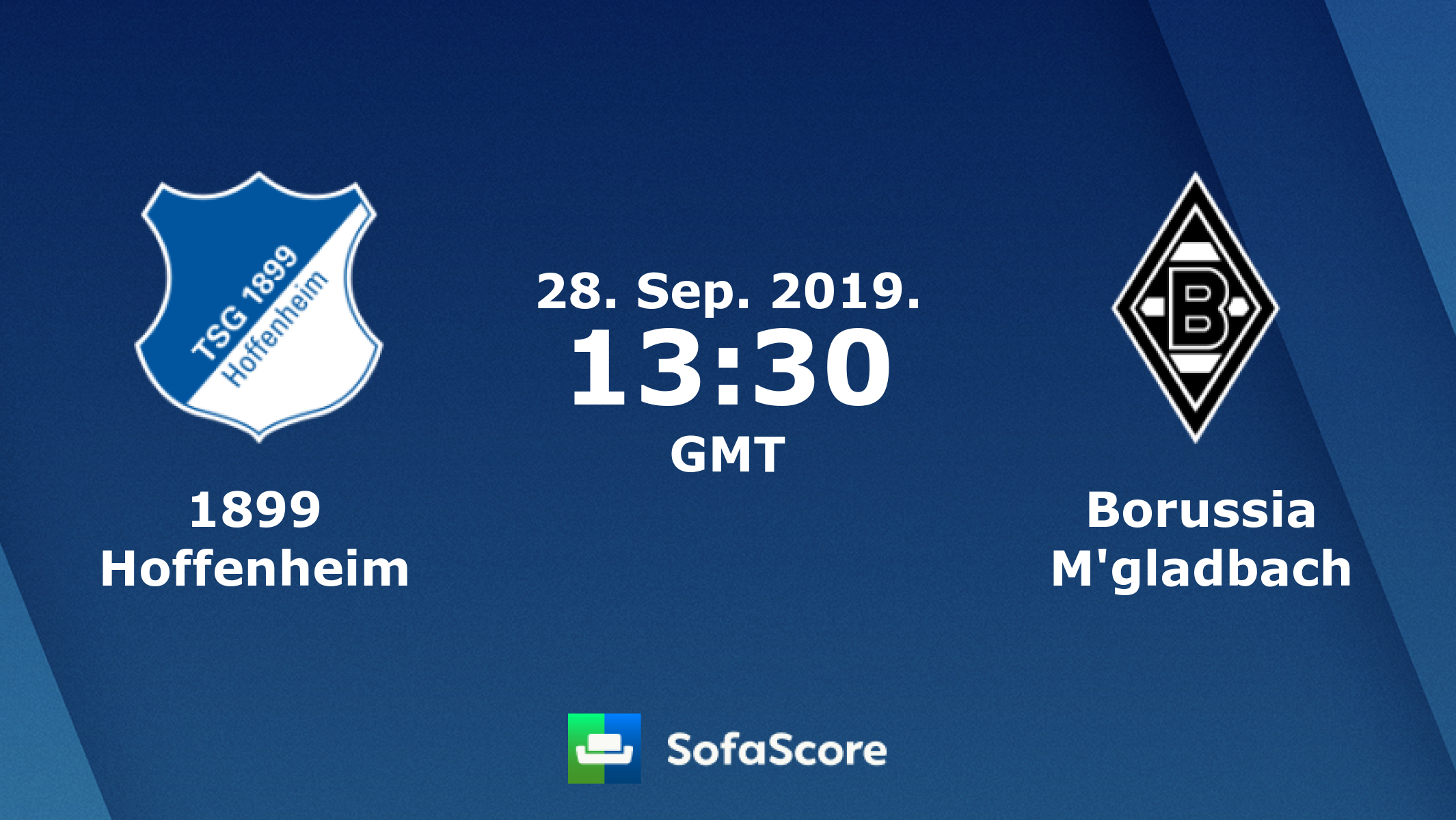 Map Of Germany Hoffenheim.1899 Hoffenheim Borussia M Gladbach Live Score Video Stream And H2h