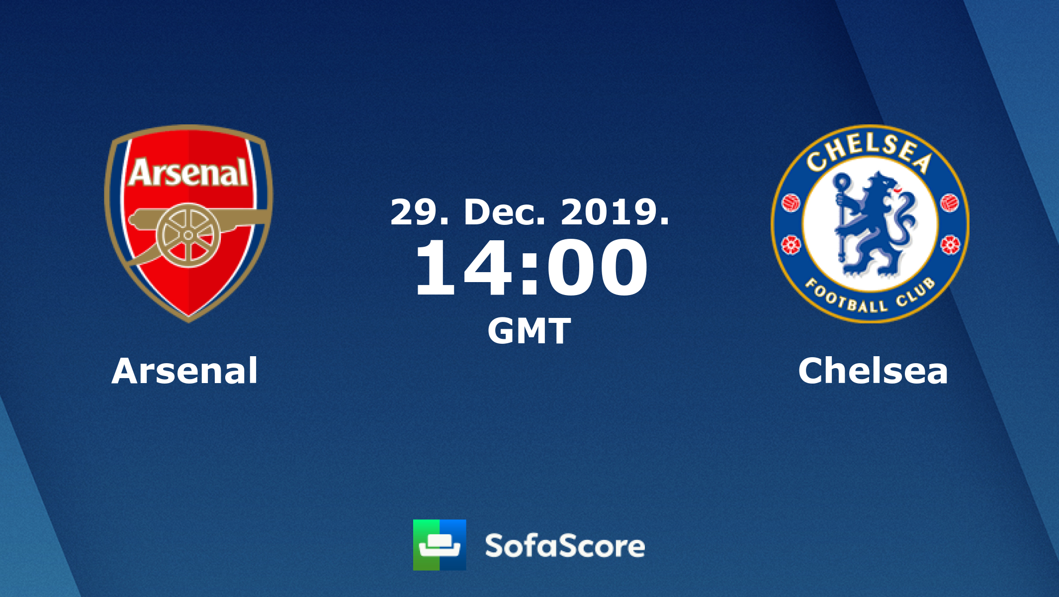Arsenal Chelsea Live Score Video Stream And H2h Results
