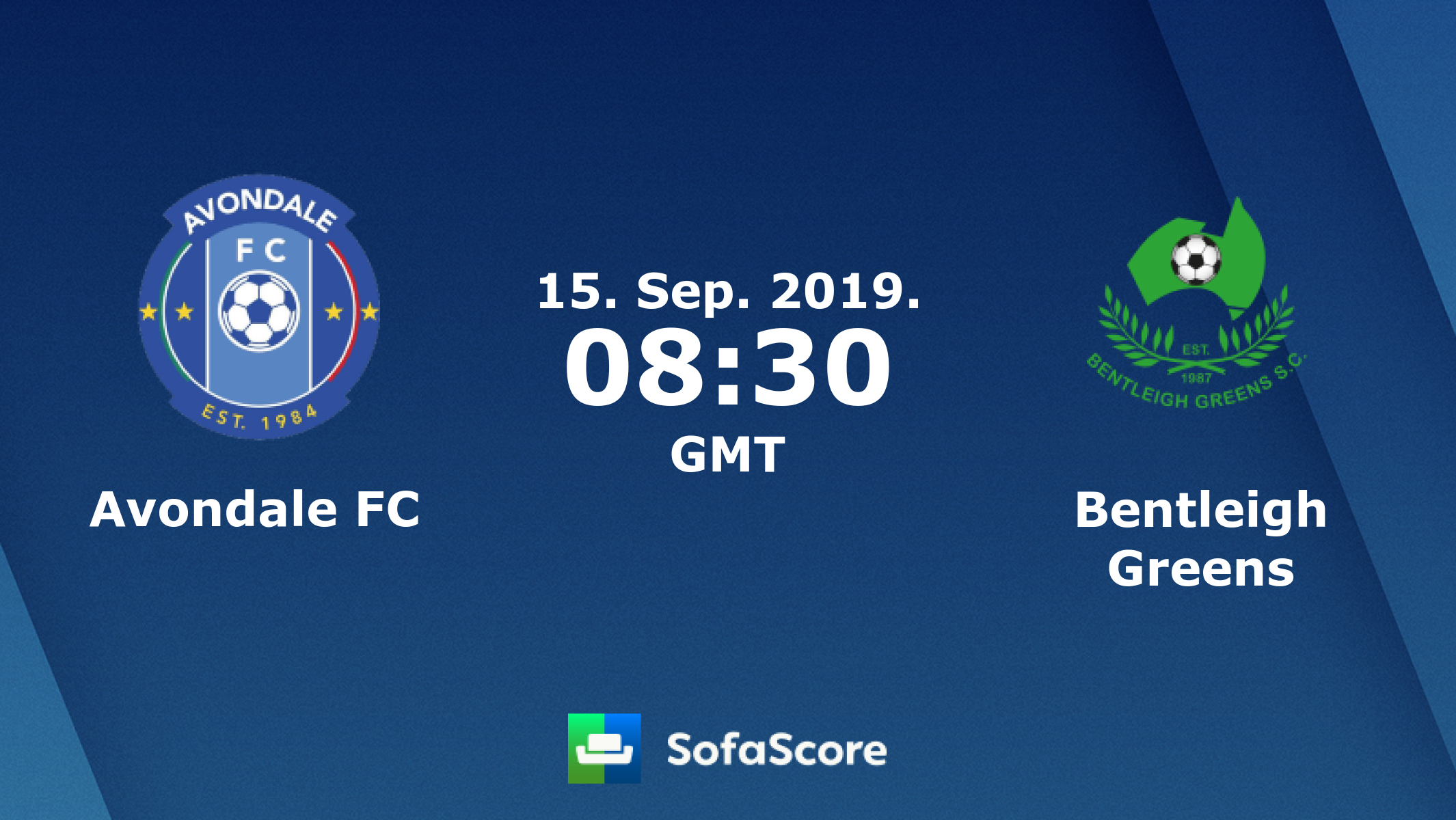 Avondale Fc Bentleigh Greens Live Score Video Stream And