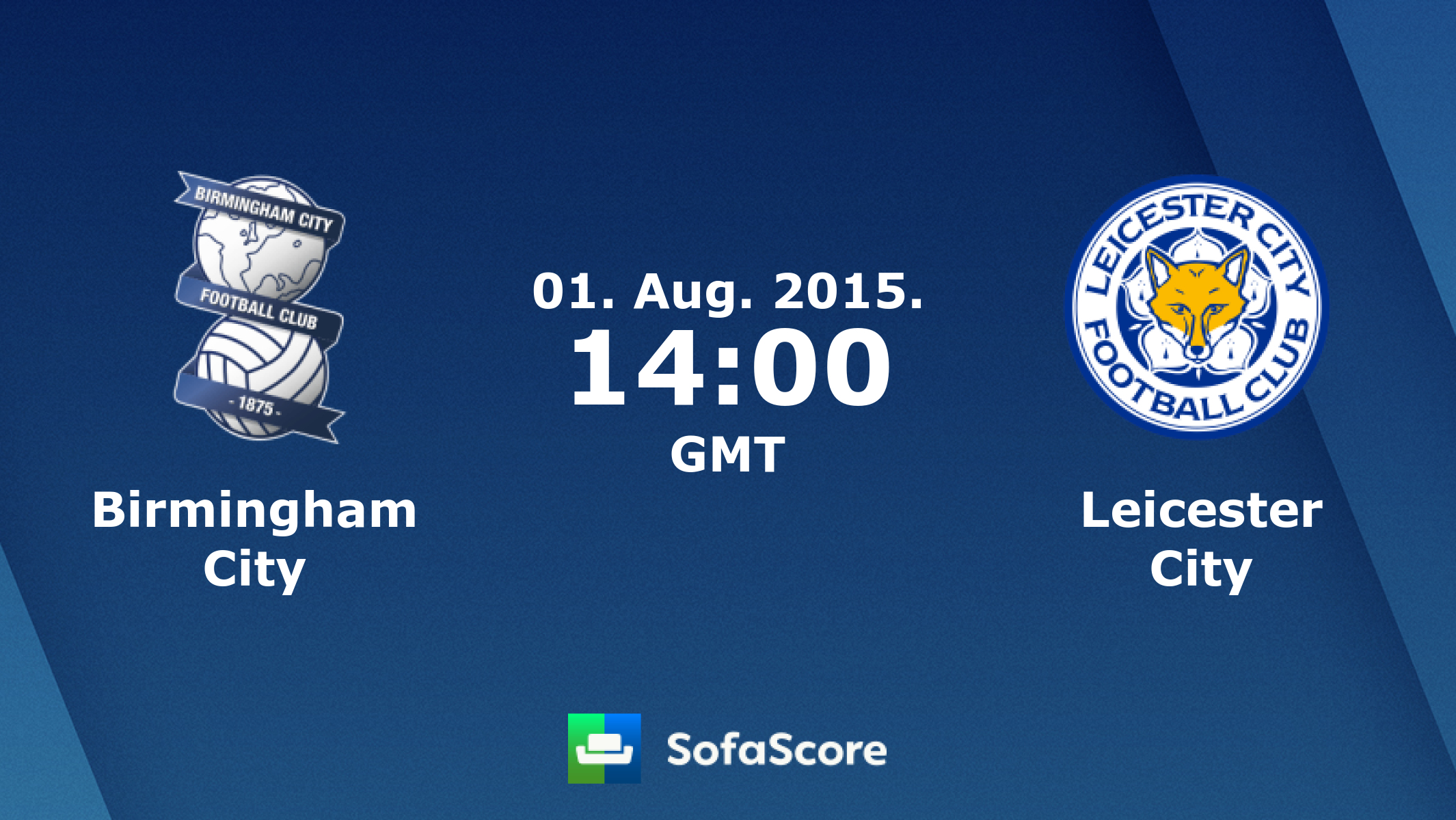 Birmingham City Leicester City live score, video stream and H2H