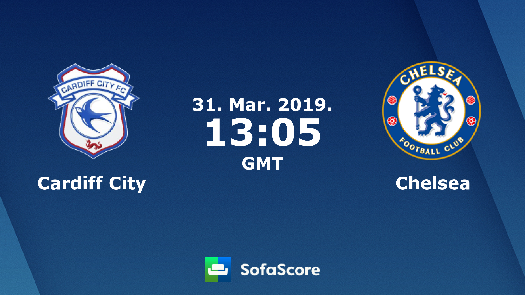 Cardiff City Chelsea live score, video stream and H2H