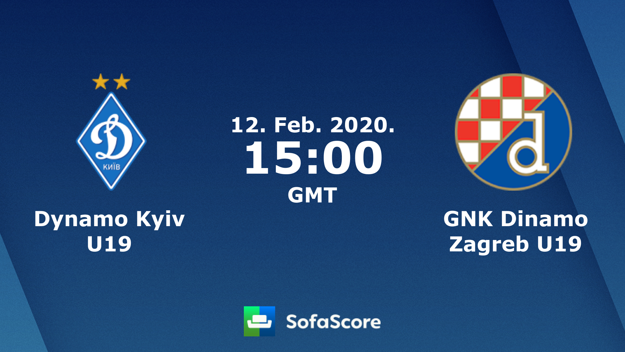 Dynamo Kyiv U19 Gnk Dinamo Zagreb U19 Live Score Video Stream And H2h Results Sofascore