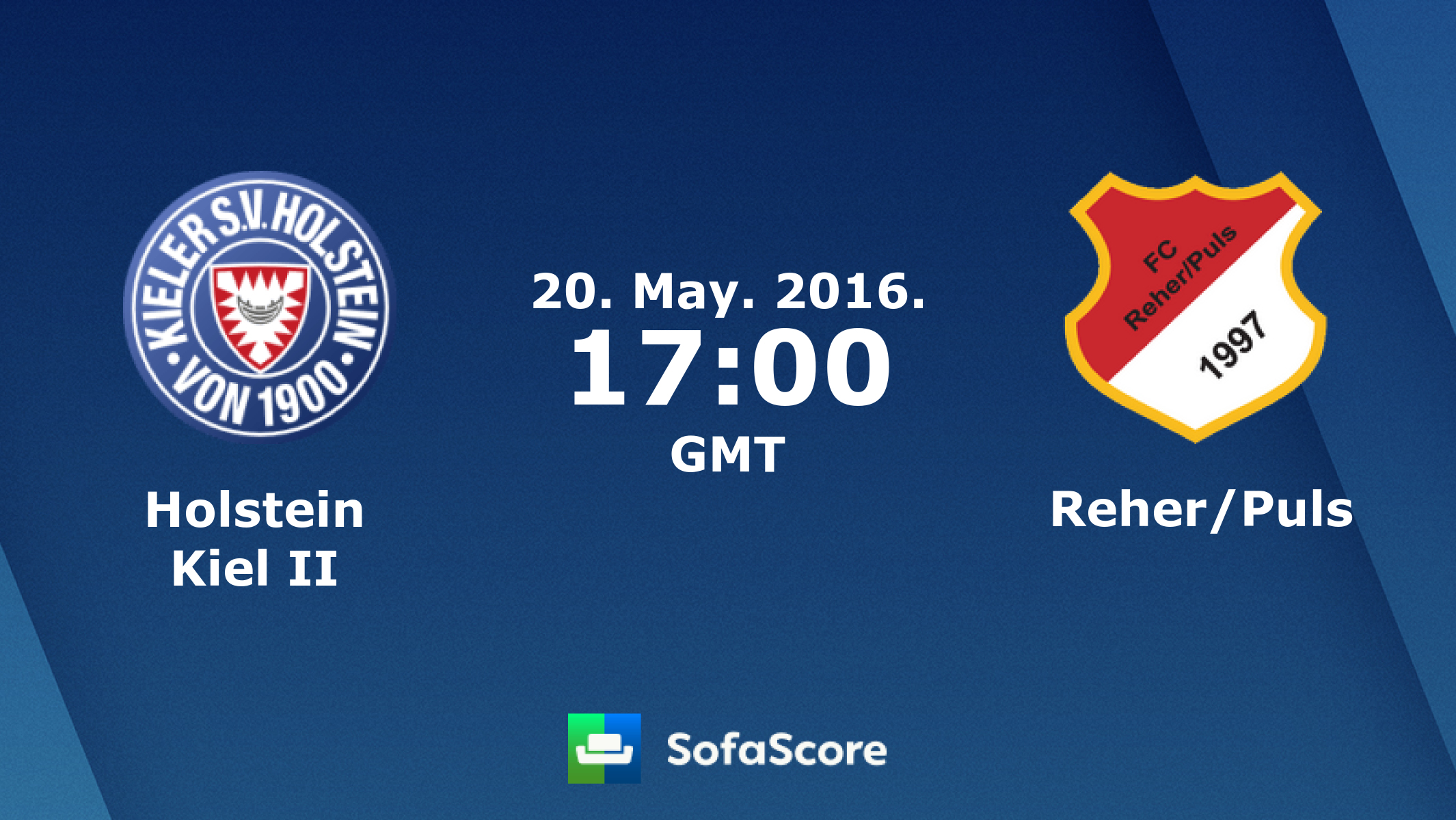 Holstein Kiel Ii Reher Puls Live Score Video Stream And H2h Results Sofascore