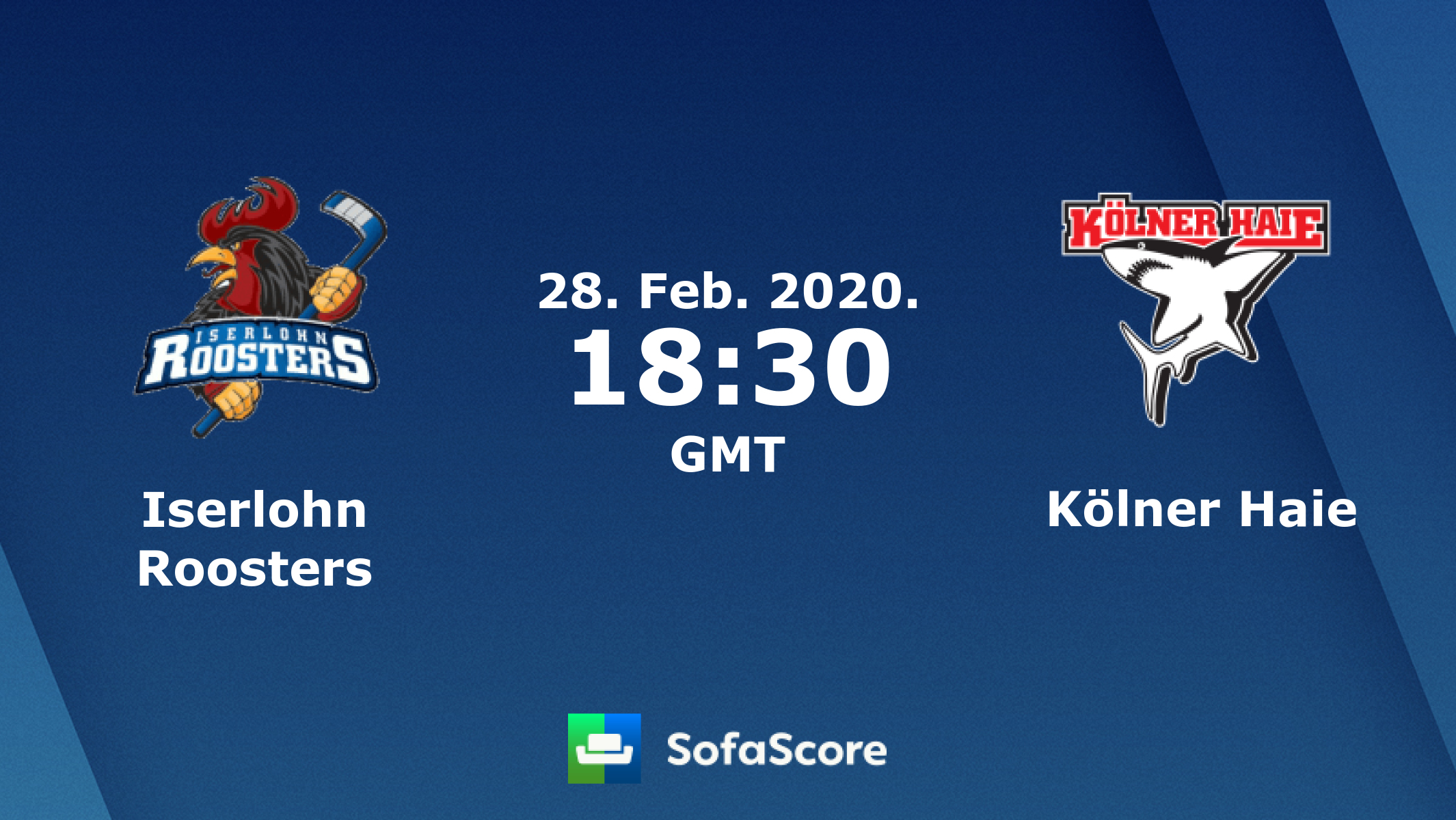 Iserlohn Roosters Live Stream
