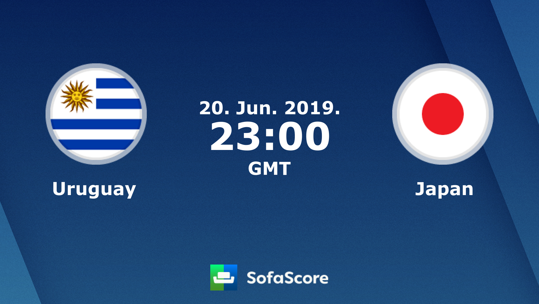 Uruguay Japan live score, video stream and H2H results