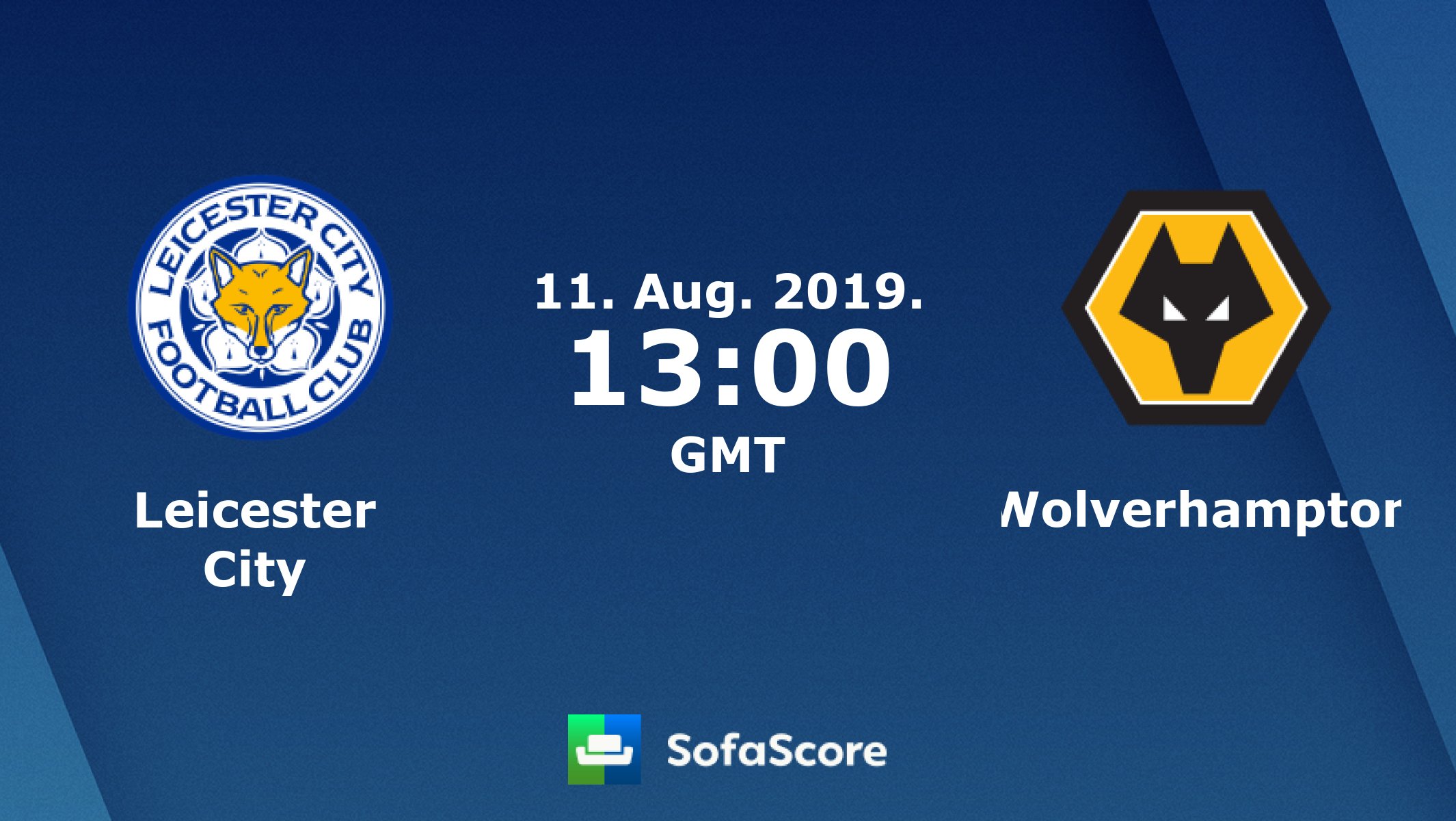 Leicester City Wolverhampton live score, video stream and