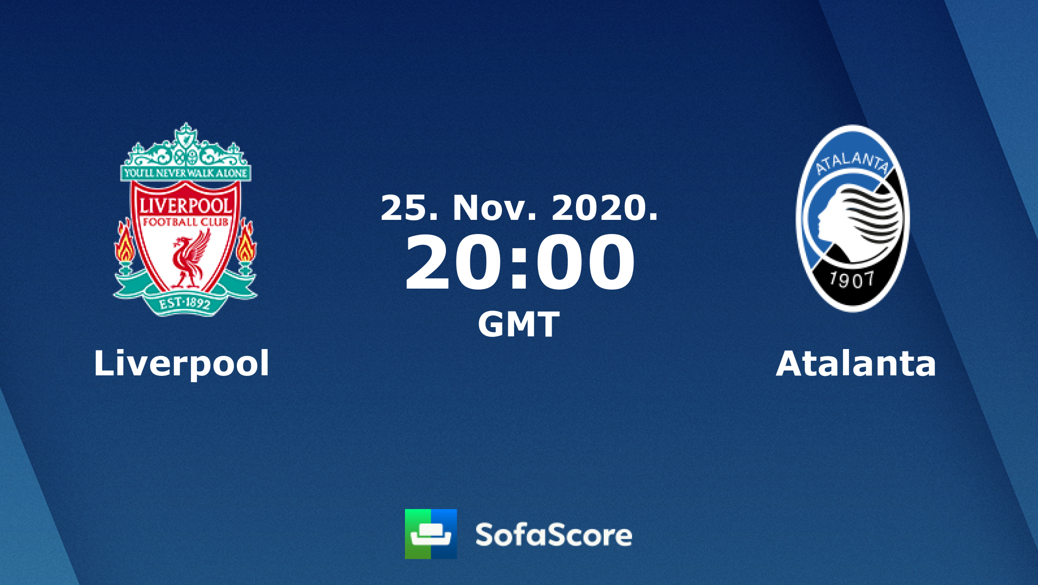liverpool atalanta live score video stream and h2h results sofascore liverpool atalanta live score video