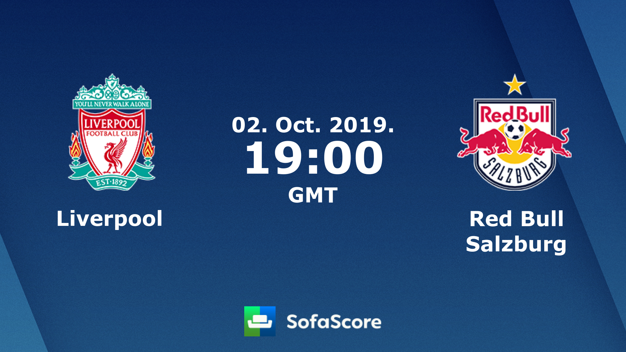 Liverpool Red Bull Salzburg Live Score Video Stream And H2h