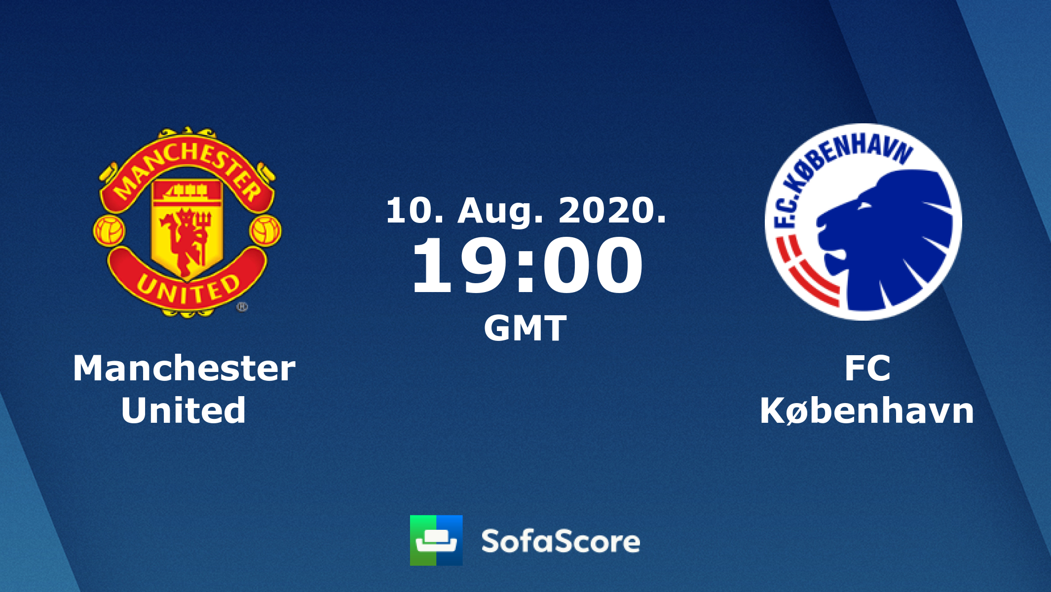 Manchester United Fc Kobenhavn Live Score Video Stream And H2h Results Sofascore