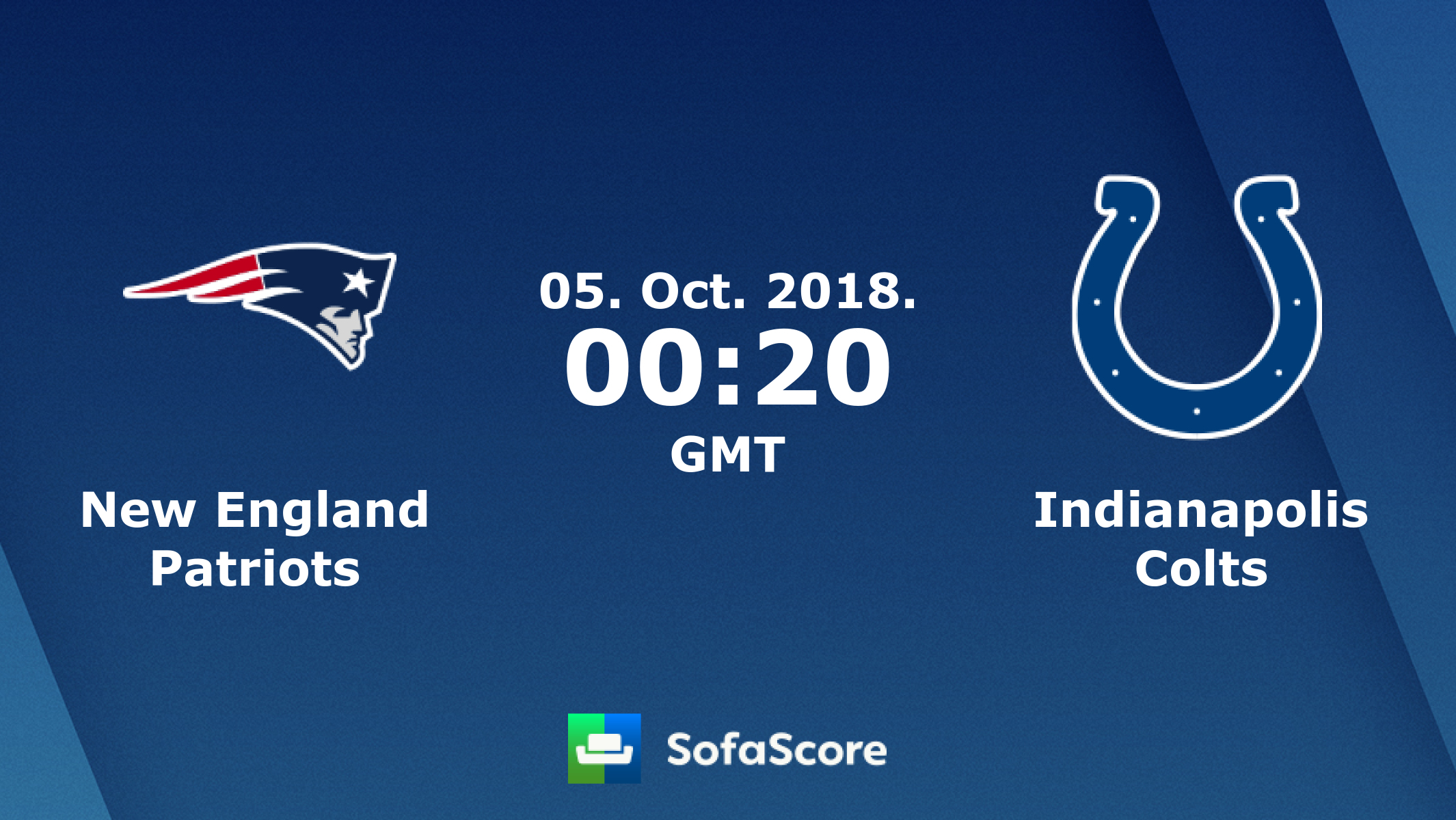b073f688 New England Patriots Indianapolis Colts live score, video stream and ...