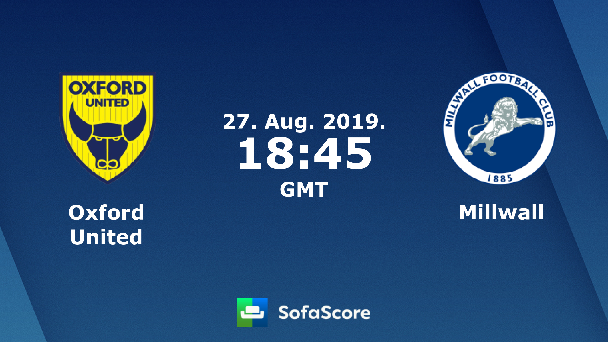 Millwall vs oxford betting websites rendite spread definition in betting