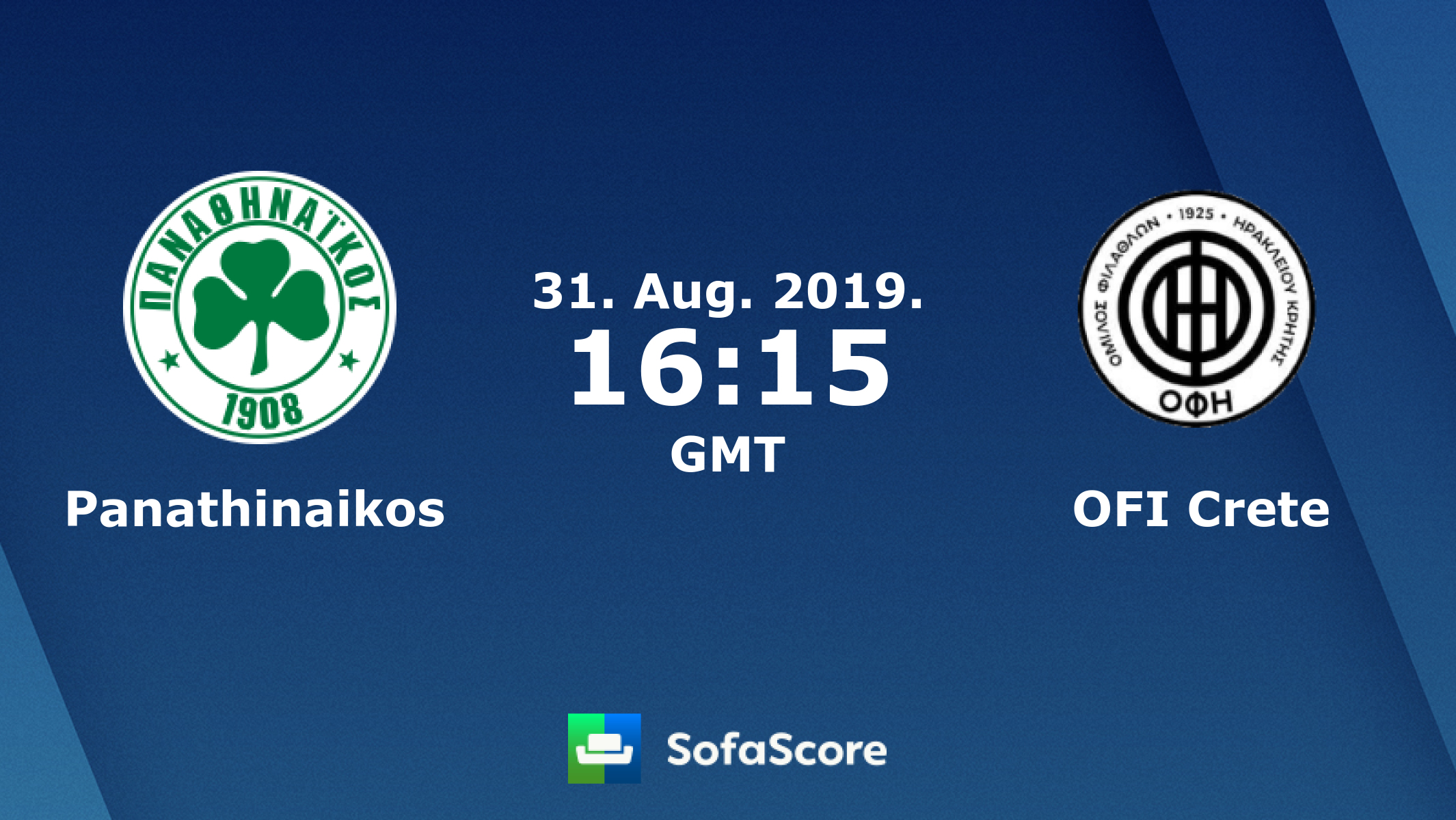 ΠΑΝΑΘΗΝΑΪΚΟΣ - ΟΦΗ   Panathinaikos vs OFI Crete   live streaming