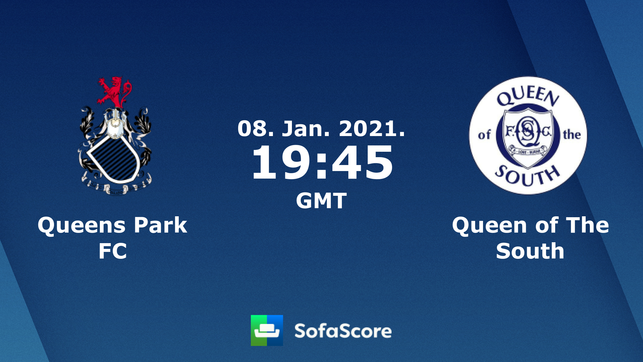 Queens Park Fc Queen Of The South Live Score Video Stream And H2h Results Sofascore