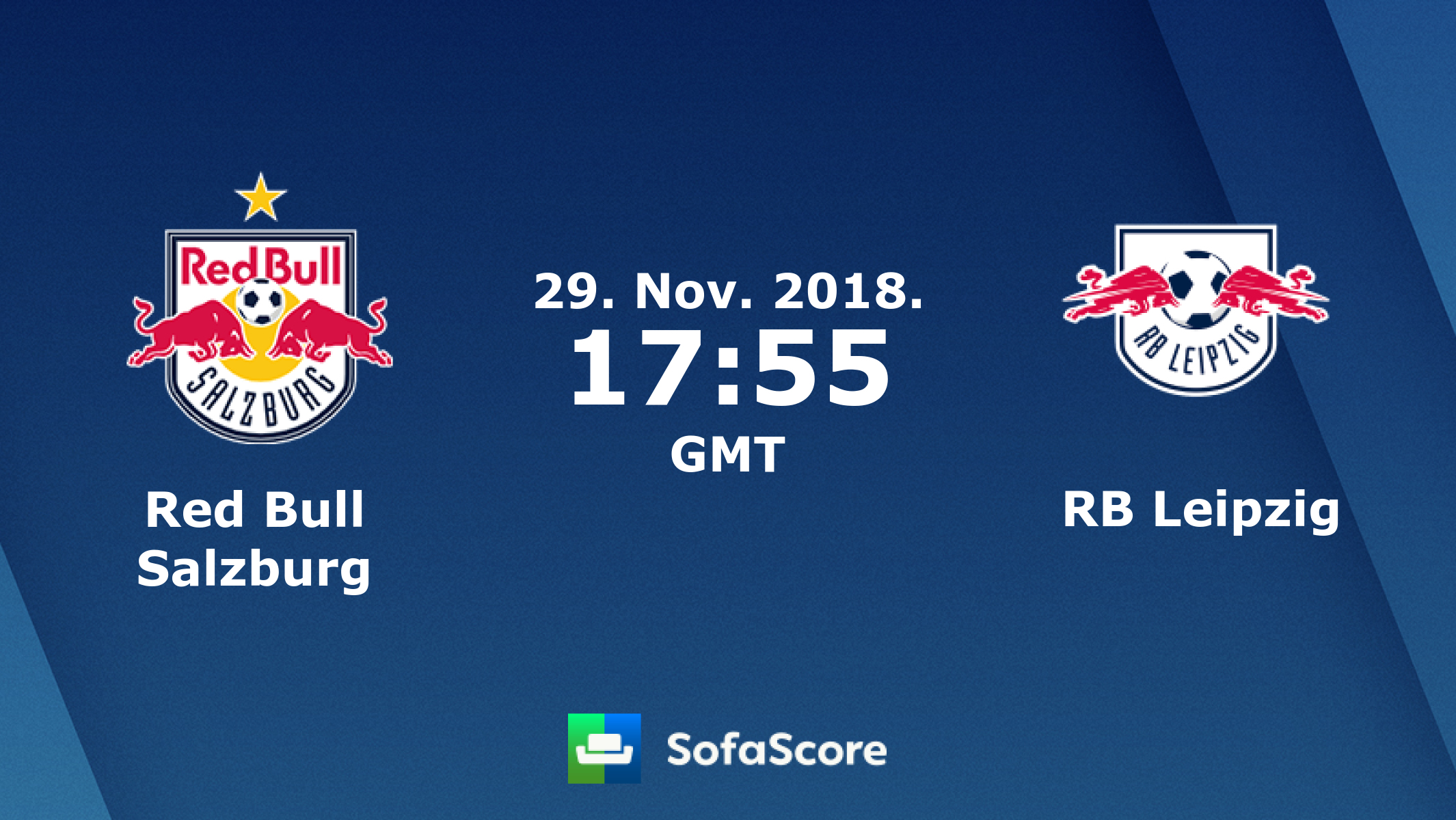 Red Bull Salzburg Rb Leipzig Live Score Video Stream And H2h Results Sofascore