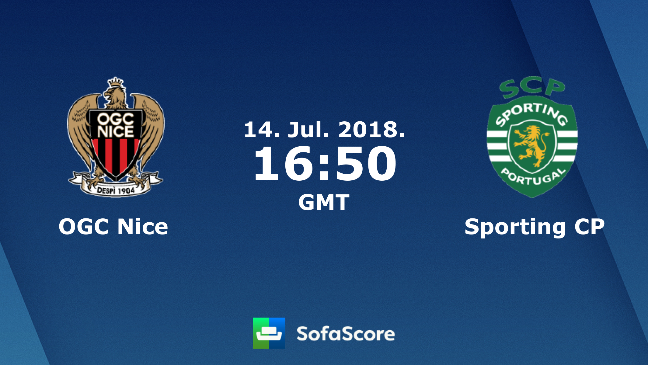 Ogc Nice Sporting Cp Live Score Video Stream And H2h Results Sofascore