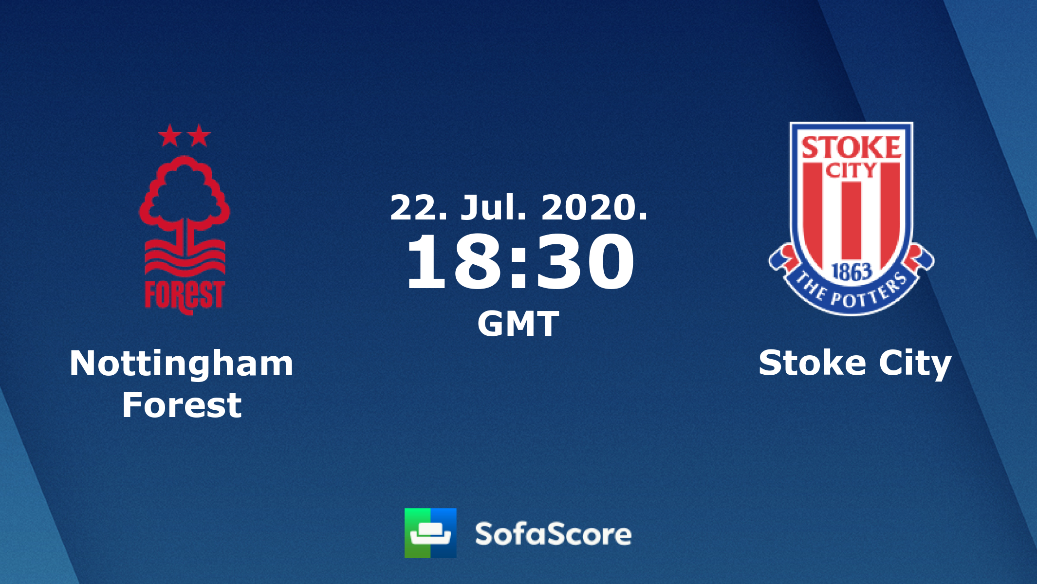 Nottingham Forest Stoke City Live Score Video Stream And H2h