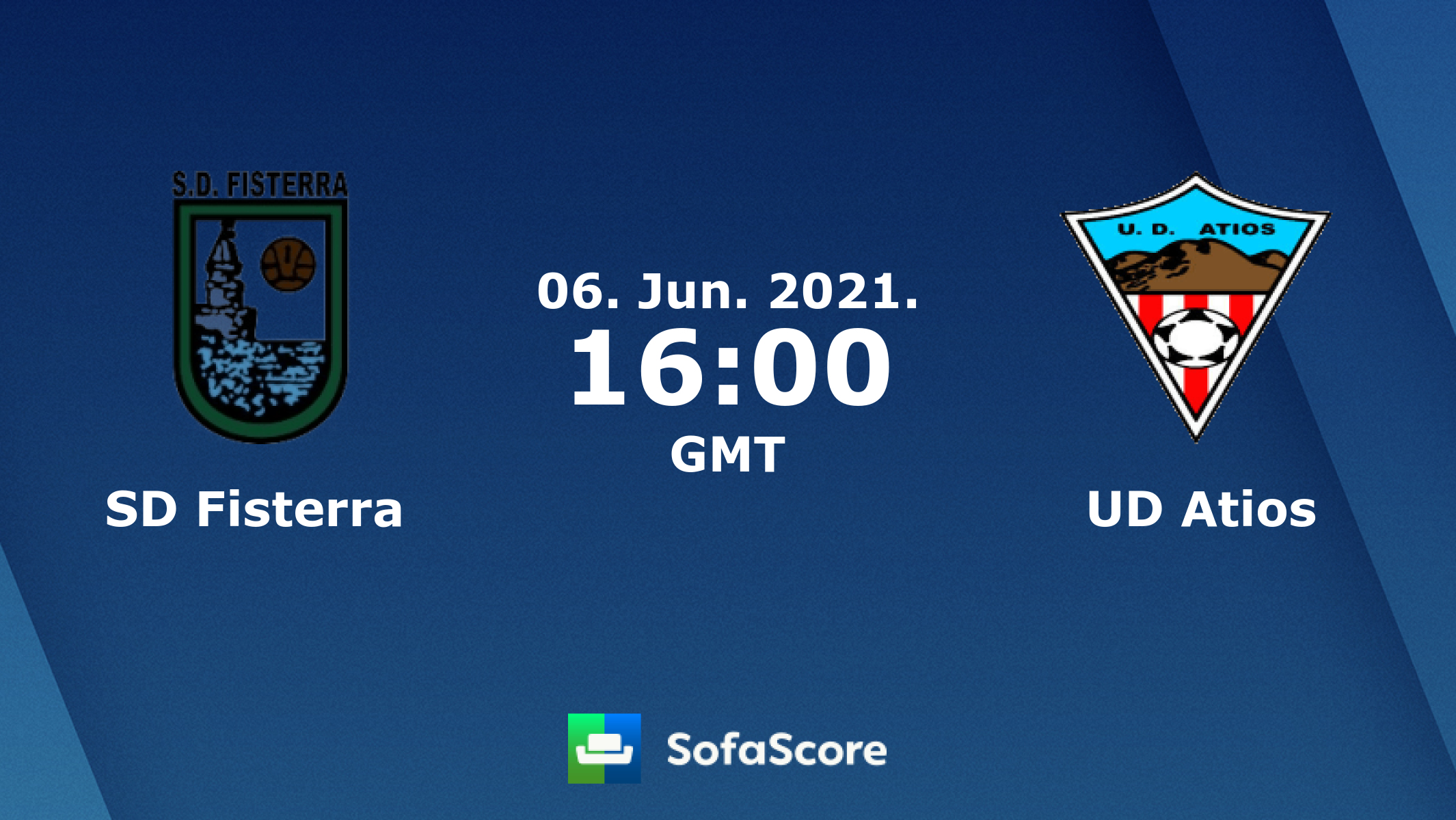 SD Fisterra vs UD Atios live score, H2H and lineups | SofaScore