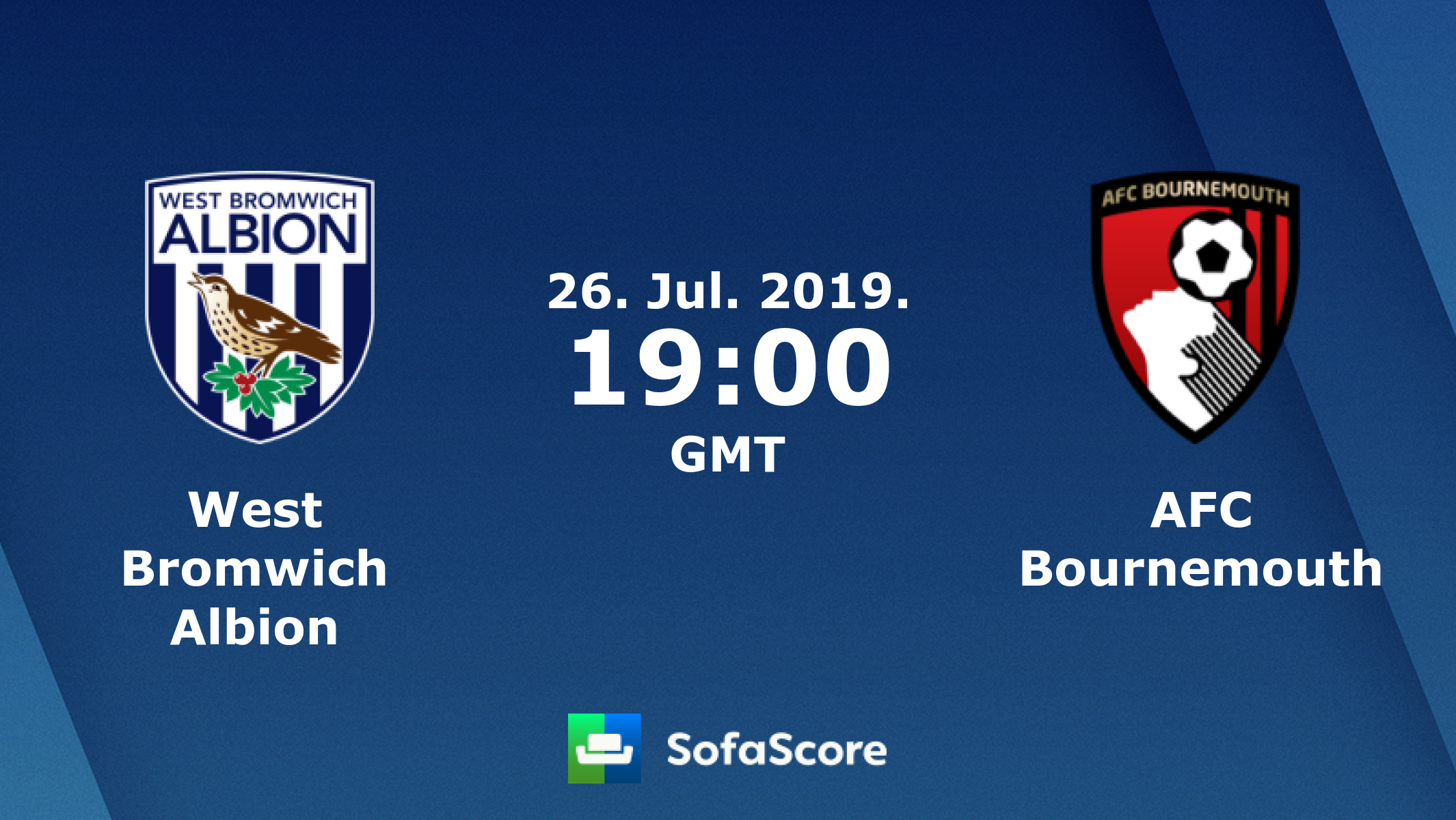West Bromwich Albion Bournemouth Live Score Video Stream And H2h