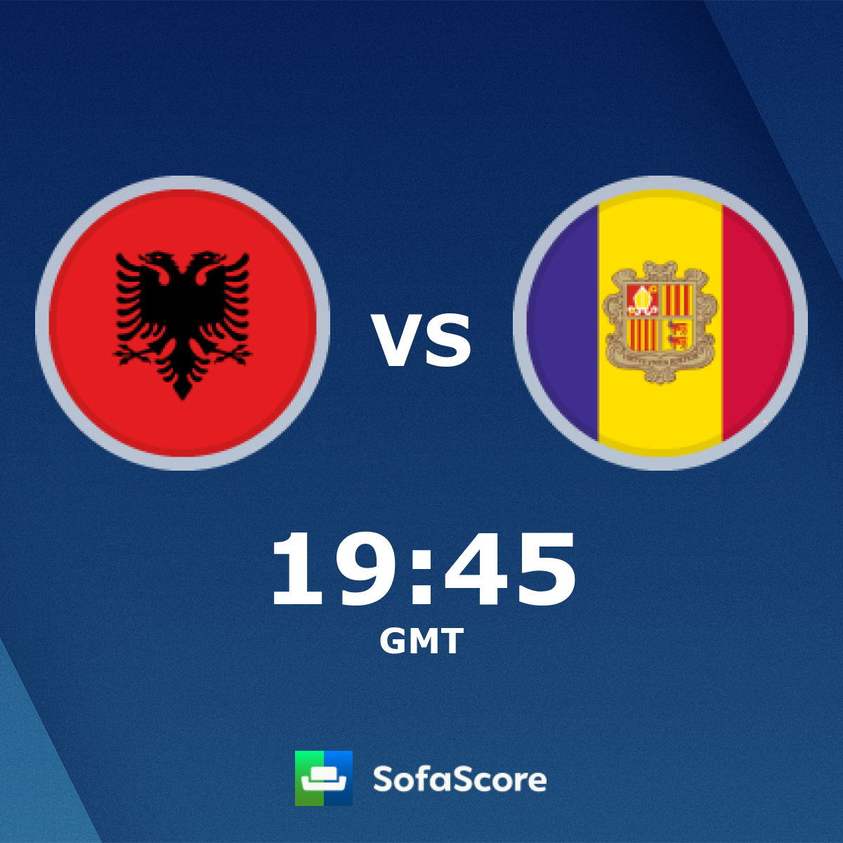 Albania Andorra live score, video stream and H2H results
