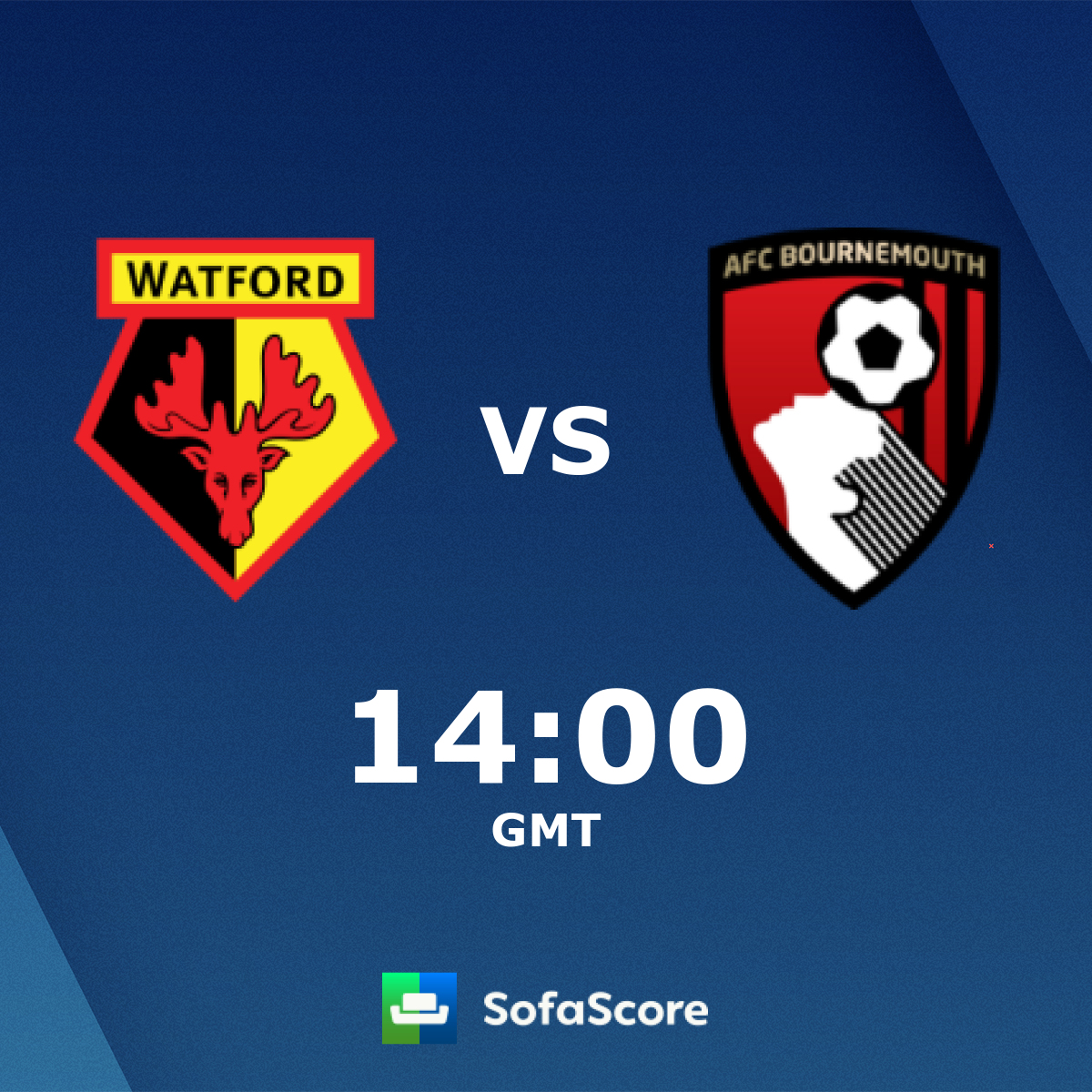 Watford Bournemouth live score, video stream and H2H results