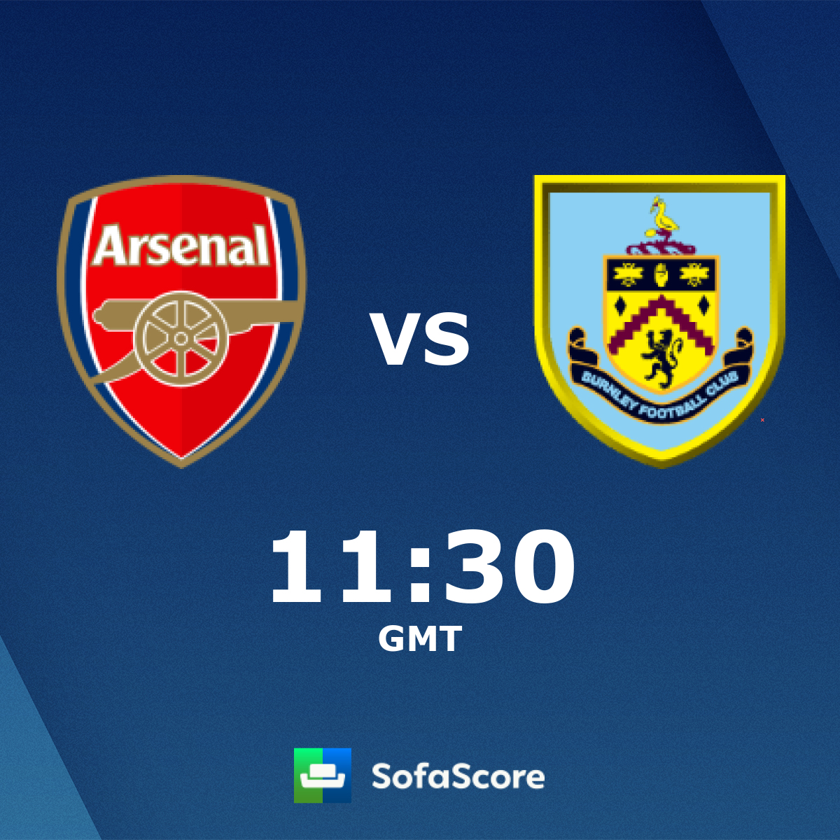 Arsenal Burnley live score, video stream and H2H results