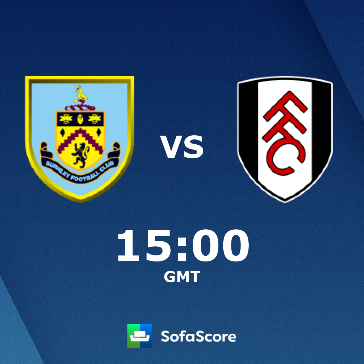 Burnley Fulham live score, video stream and H2H results - SofaScore