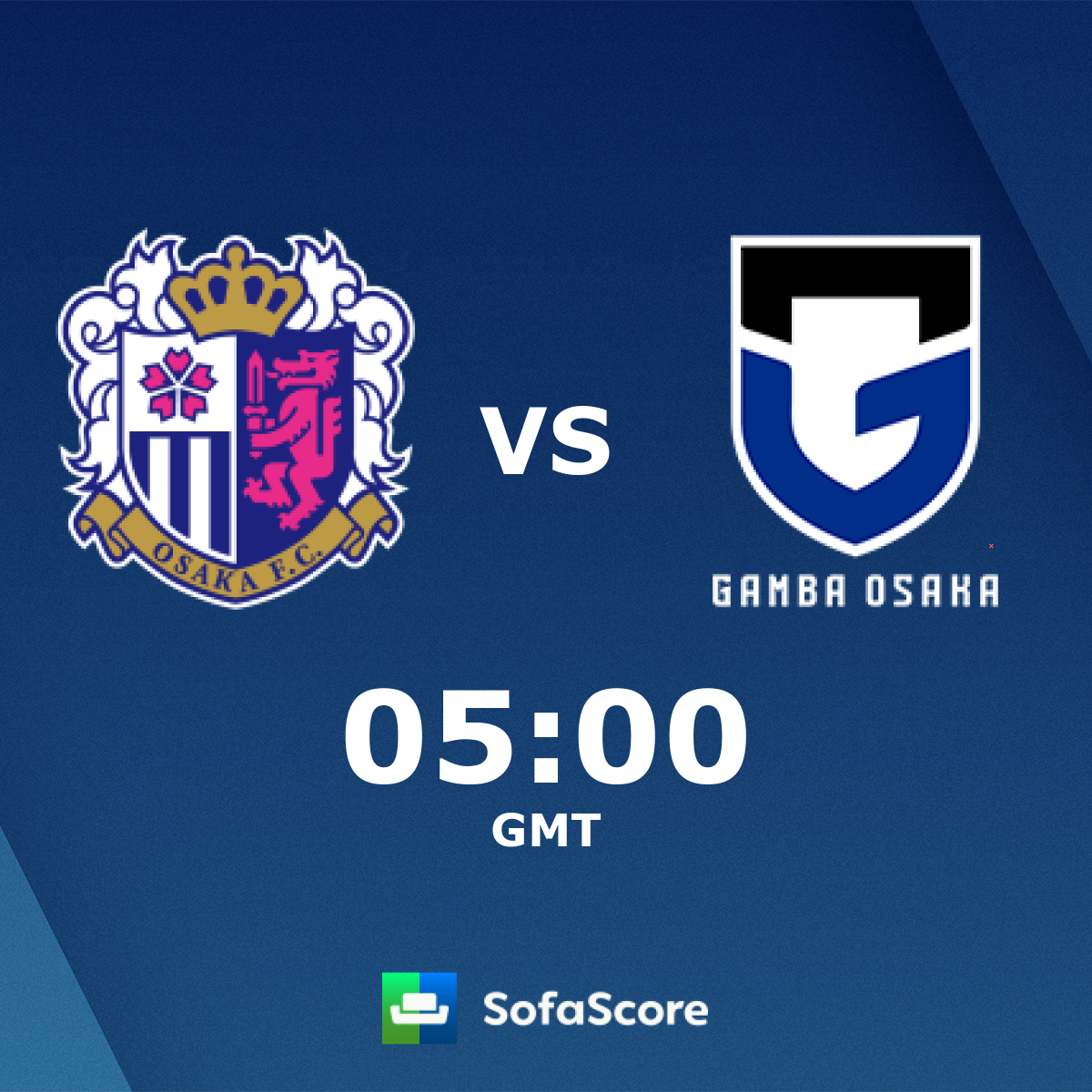 Cerezo Osaka U23 Gamba Osaka U23 Live Score Video Stream And H2h Results Sofascore