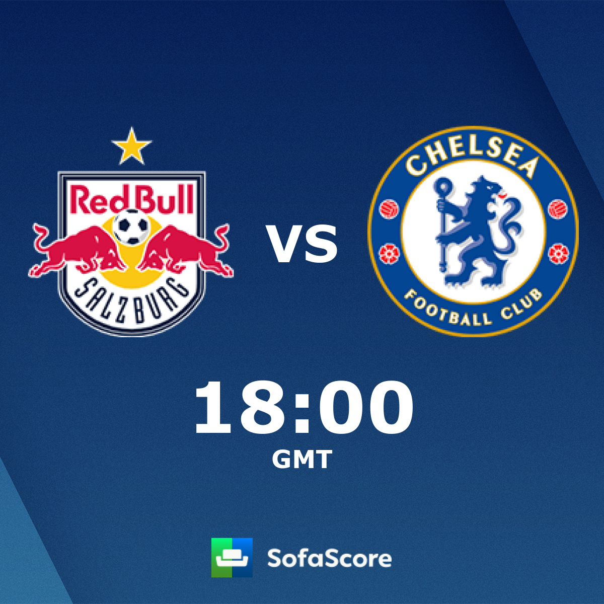 Red Bull Salzburg Chelsea Live Score Video Stream And H2h
