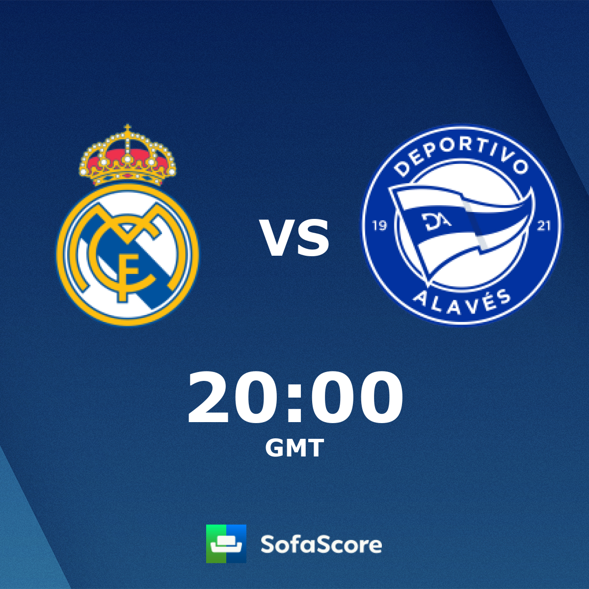 Real Madrid Deportivo Alavés live score, video stream and H2H results -  SofaScore
