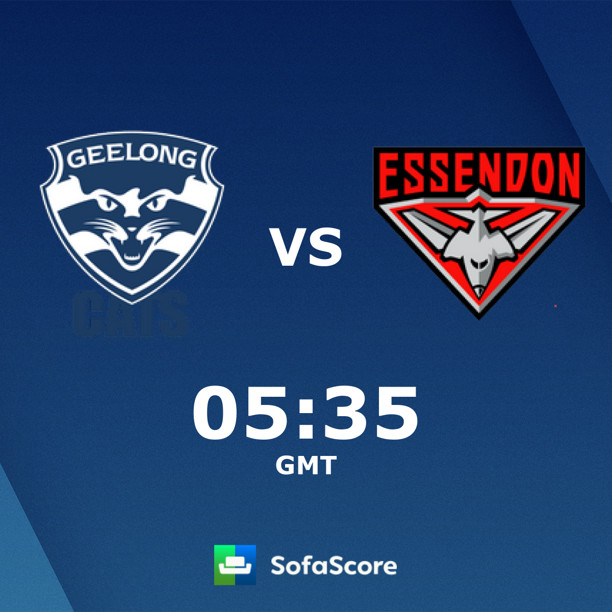 Geelong Cats Essendon Bombers Live Score Video Stream And H2h Results Sofascore