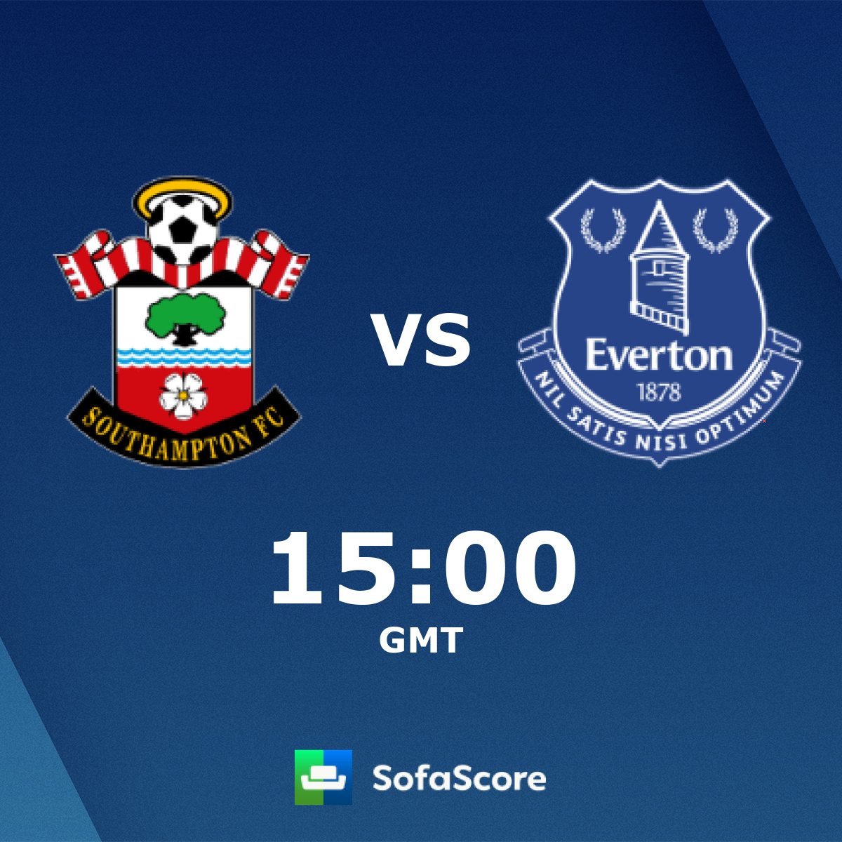 Southampton Everton live score, video stream and H2H results