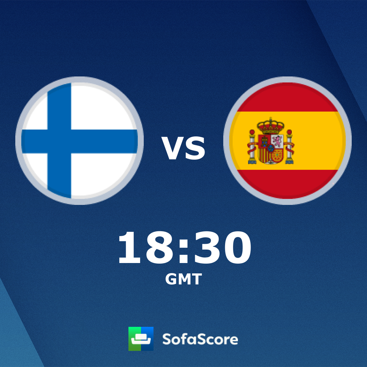 Finland Spain live score, video stream and H2H results