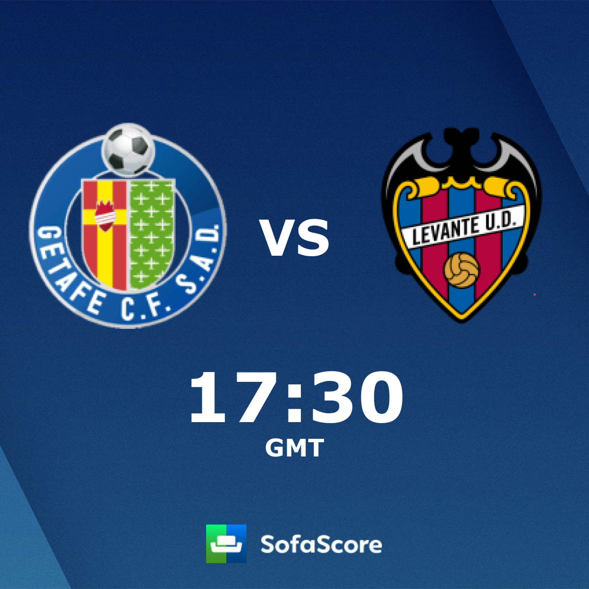 Getafe Levante live score, video stream and H2H results - SofaScore
