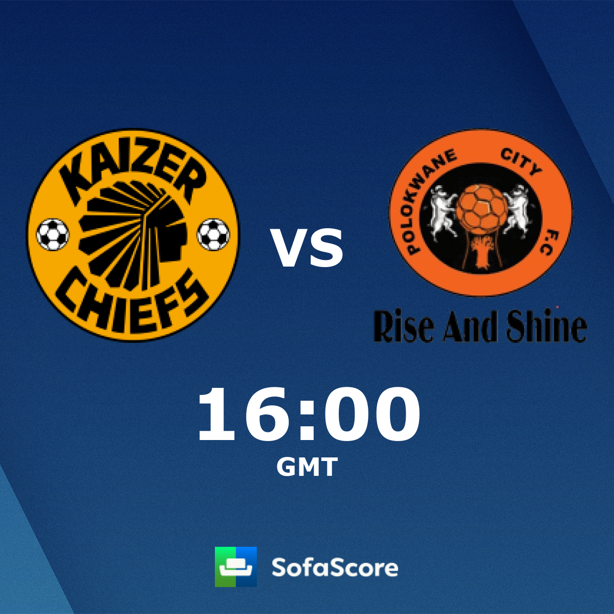 Kaizer Chiefs Polokwane City live score, video stream and H2H
