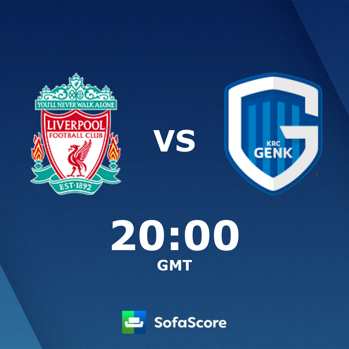 Liverpool Krc Genk Live Score Video Stream And H2h Results