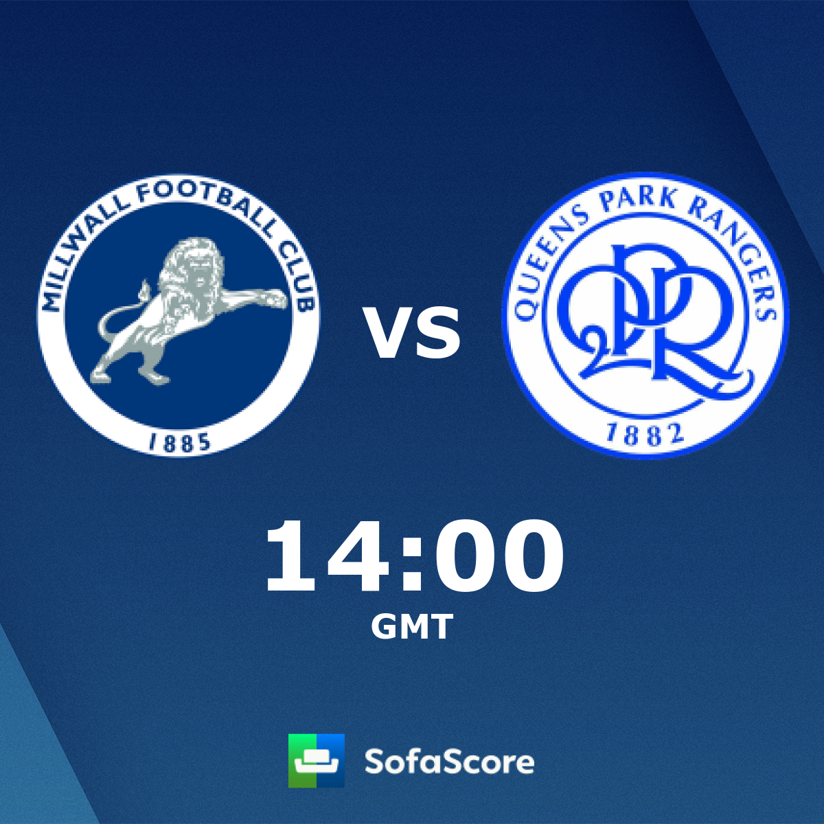 Millwall Queens Park Rangers live score, video stream and
