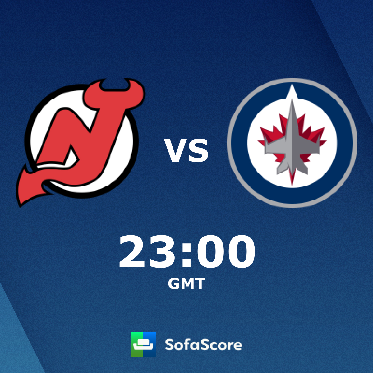 new product 9be45 dd8ef New Jersey Devils Winnipeg Jets live score, video stream and ...
