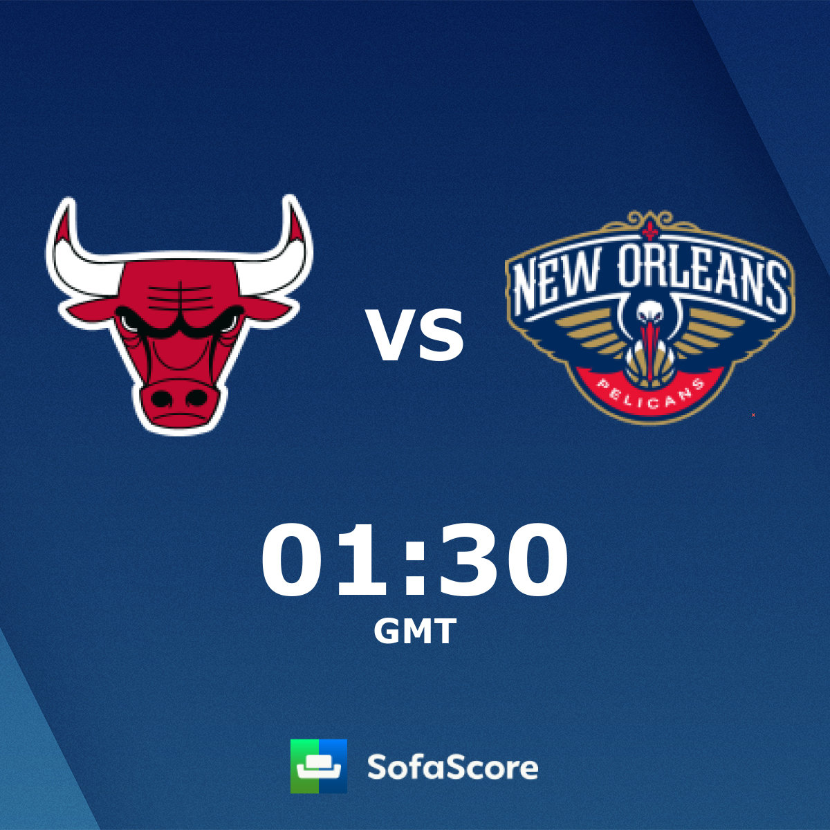 Chicago Bulls Schedule 2019-18 Chicago Bulls New Orleans Pelicans live score, video stream and