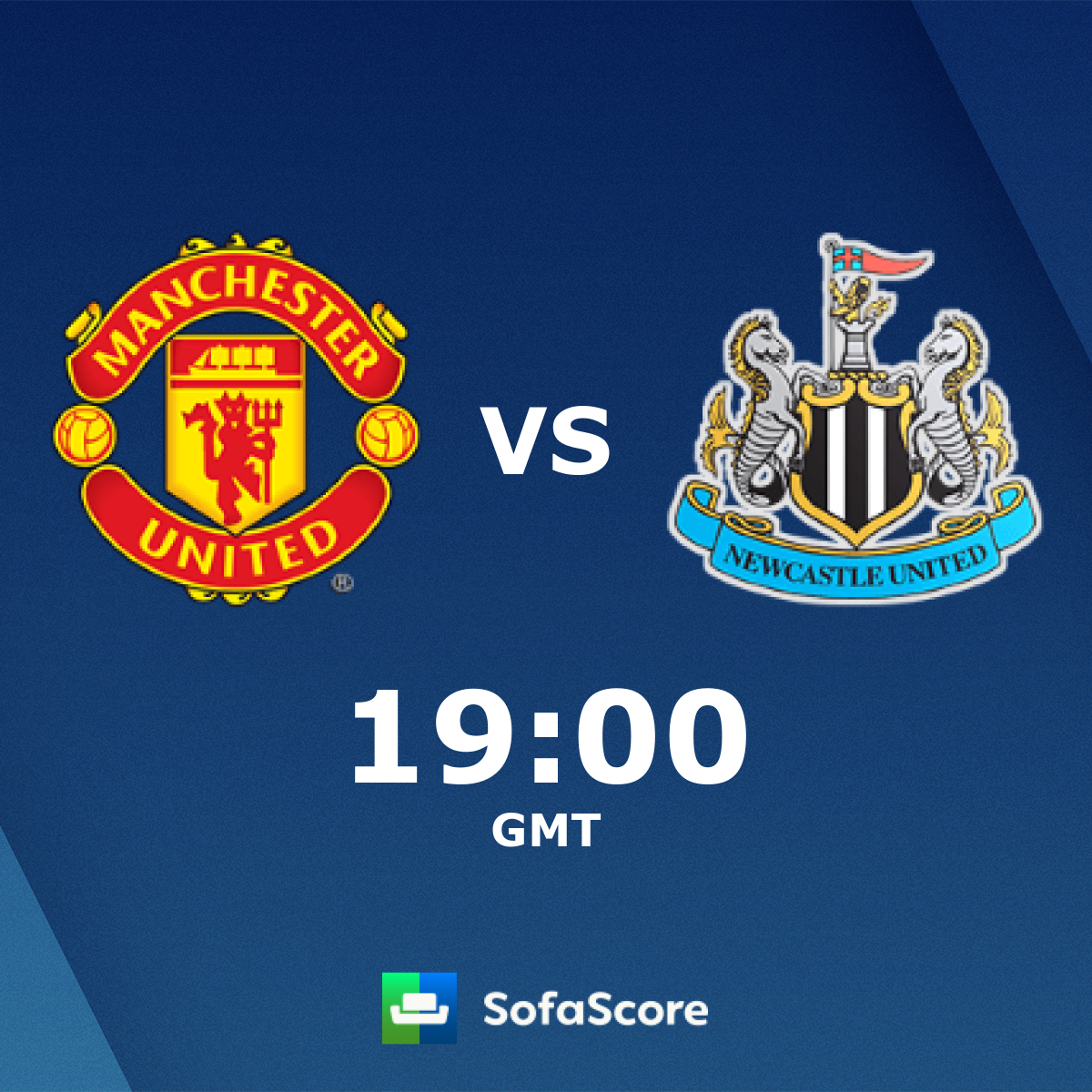 Manchester United Newcastle United Live Score Video Stream And H2h Results Sofascore