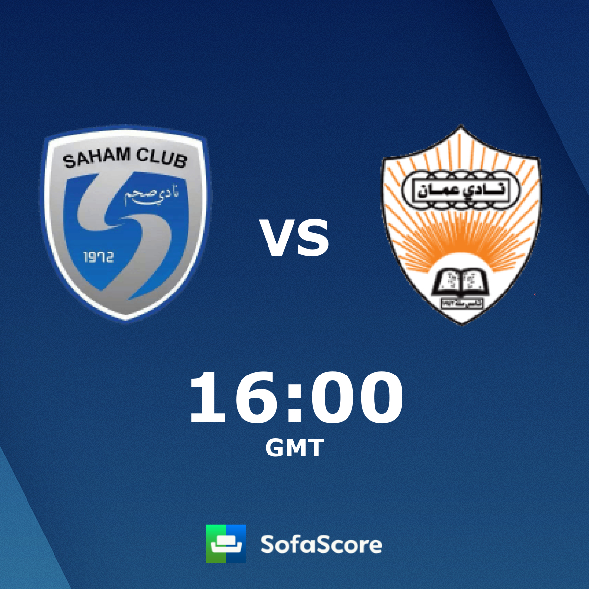 Saham Oman Club Live Score Video Stream And H2h Results