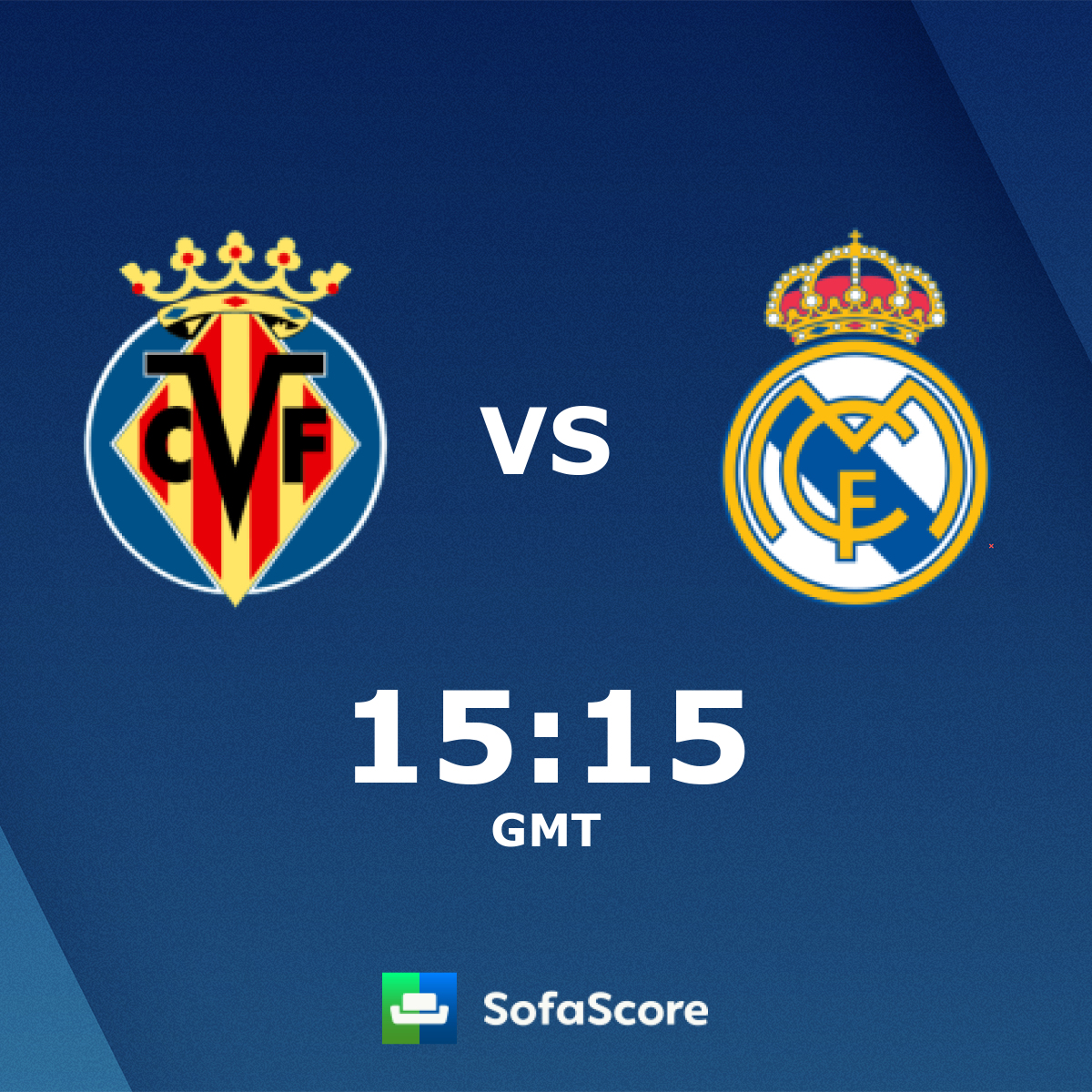 Villarreal Real Madrid Live Score Video Stream And H H Results SofaScore