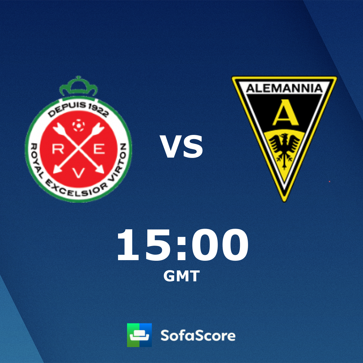 Royal Excelsior Virton Alemannia Aachen live score, video stream and