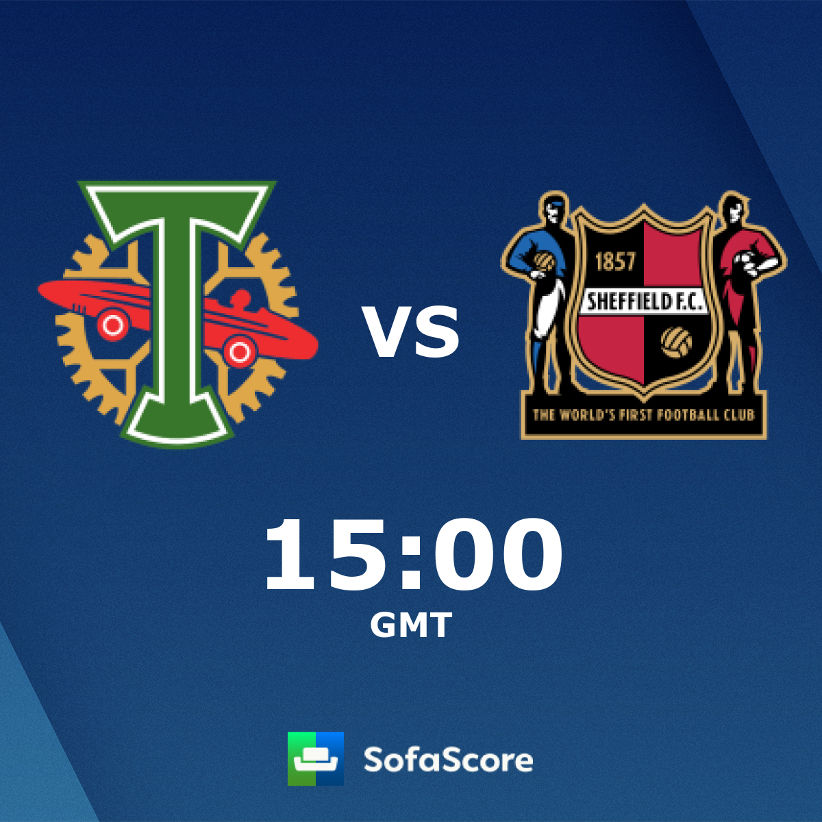 Torpedo Moscow Sheffield FC live score, video stream and H2H results