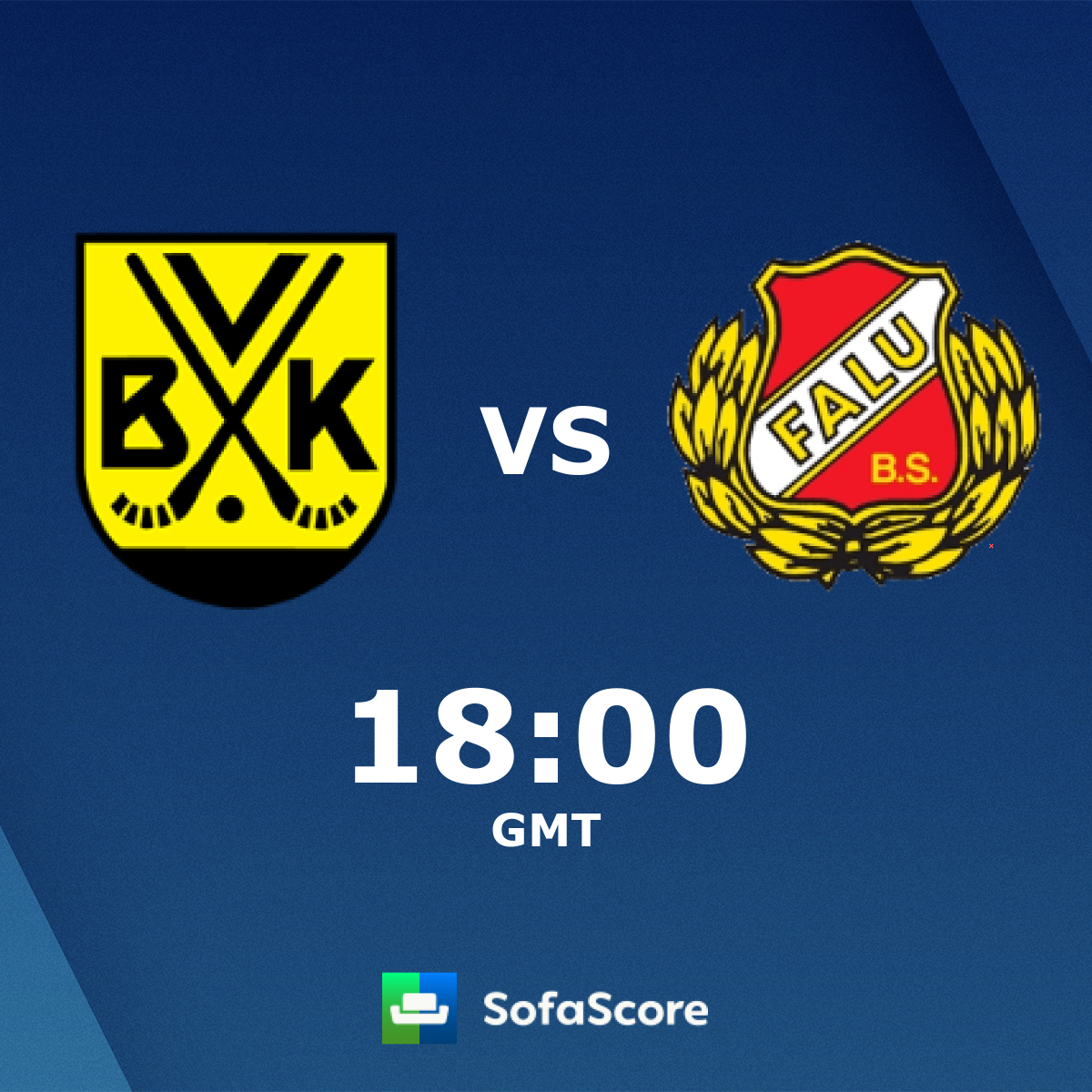 Vetlanda BK Falu BS/BK live score, video stream and H2H results - SofaScore