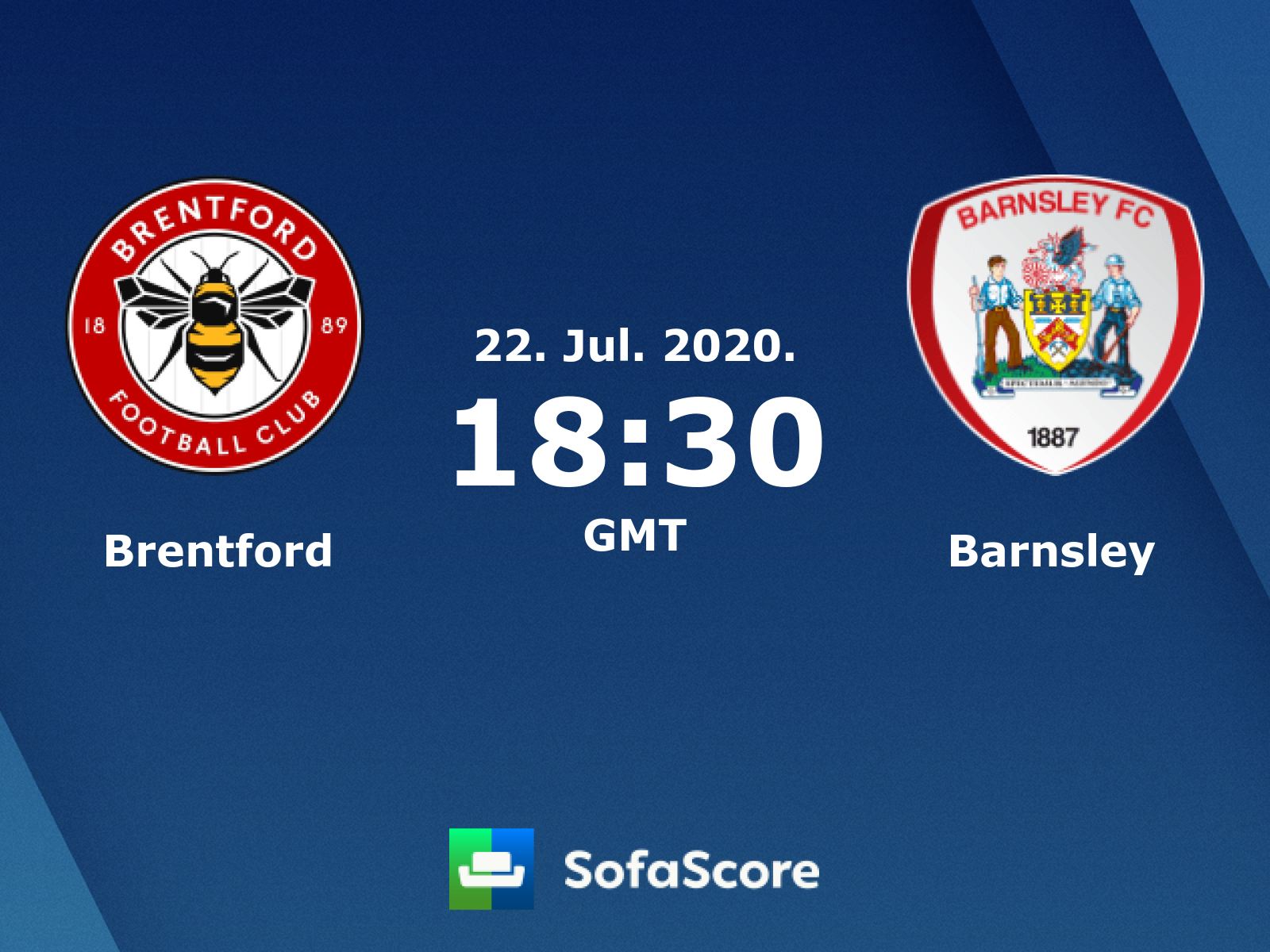 Brentford Barnsley Live Score Video Stream And H2h Results
