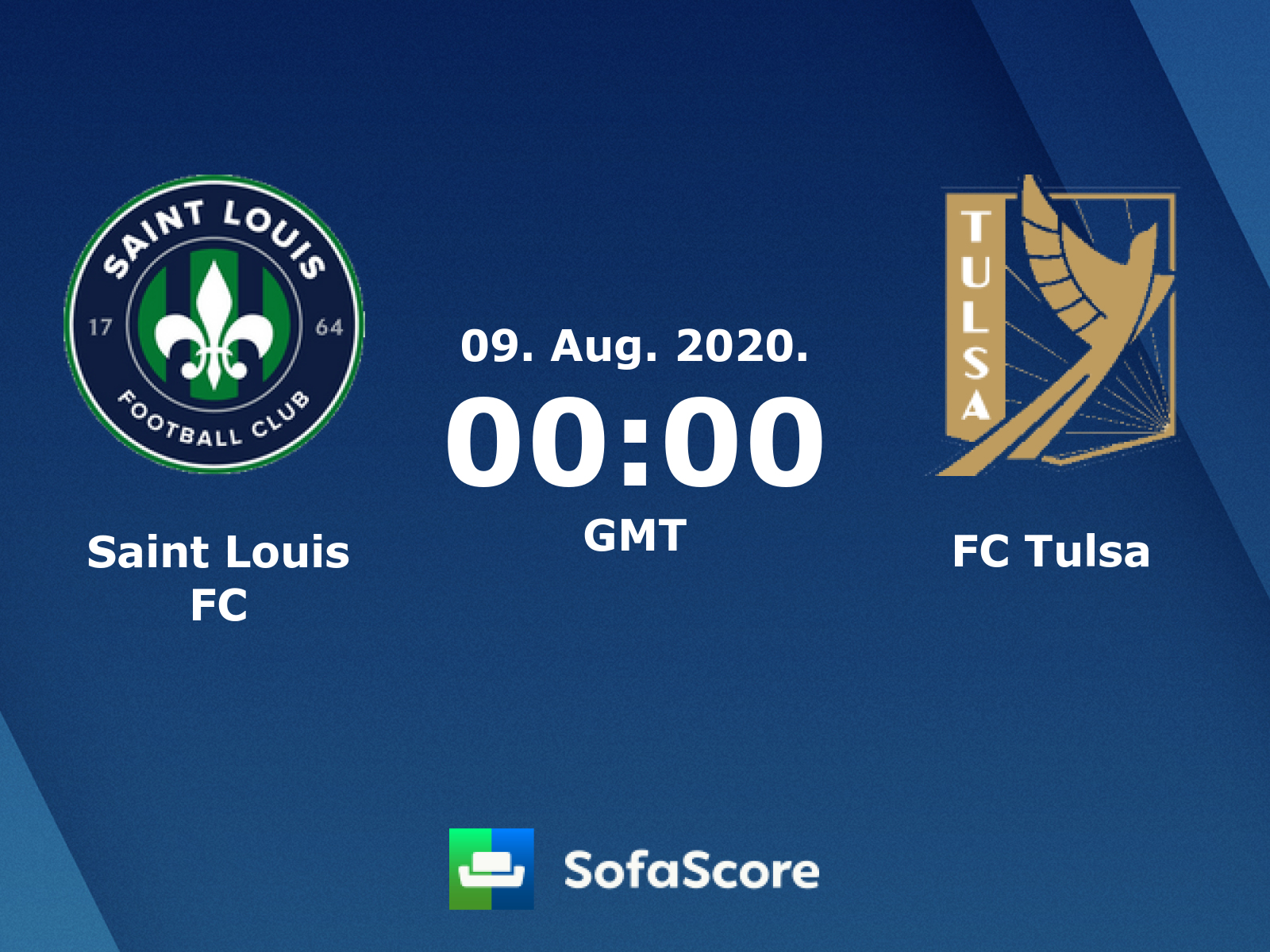 Saint Louis Fc Fc Tulsa Live Score Video Stream And H2h Results Sofascore