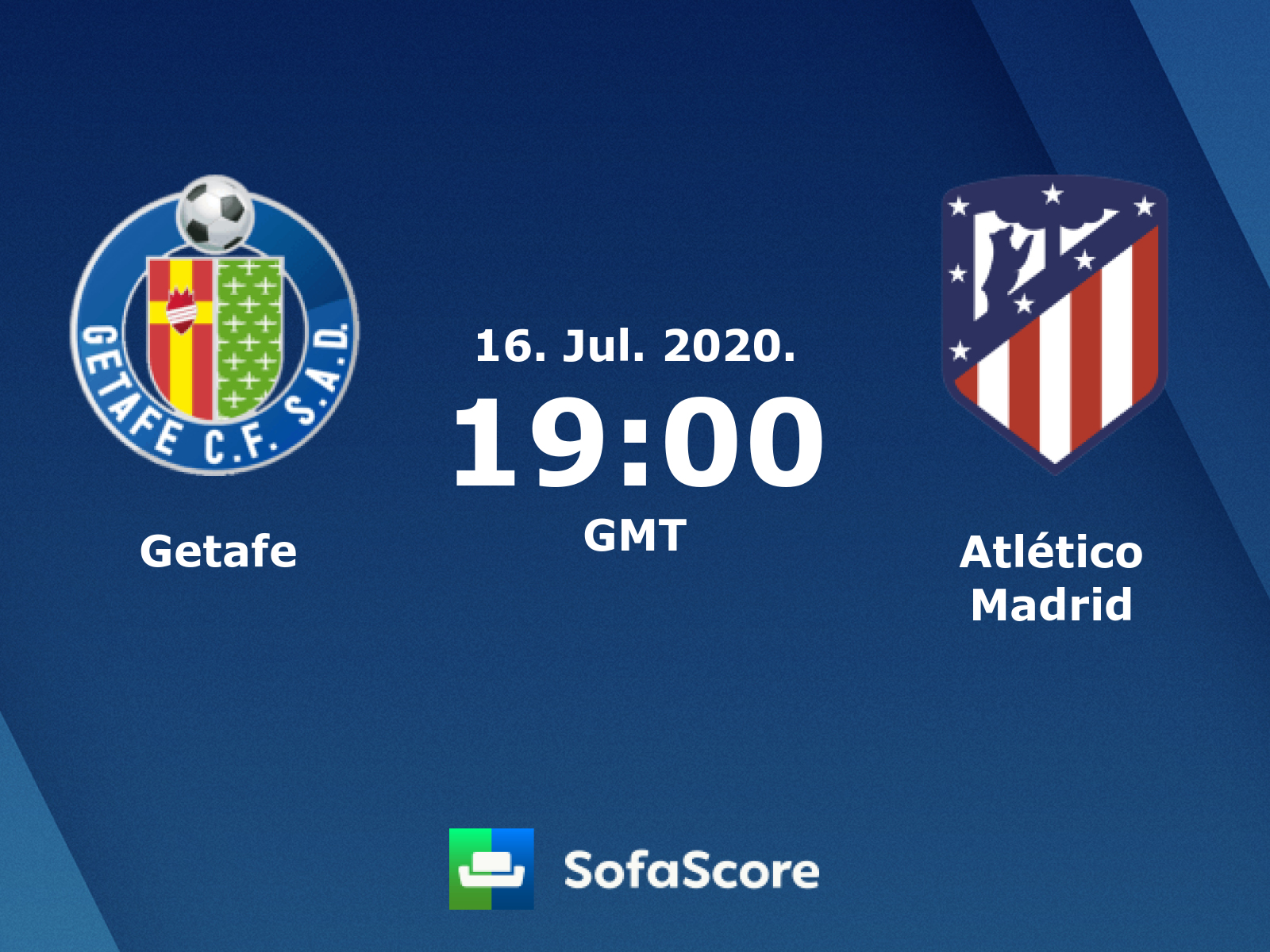 Getafe Atletico Madrid Live Score Video Stream And H2h Results