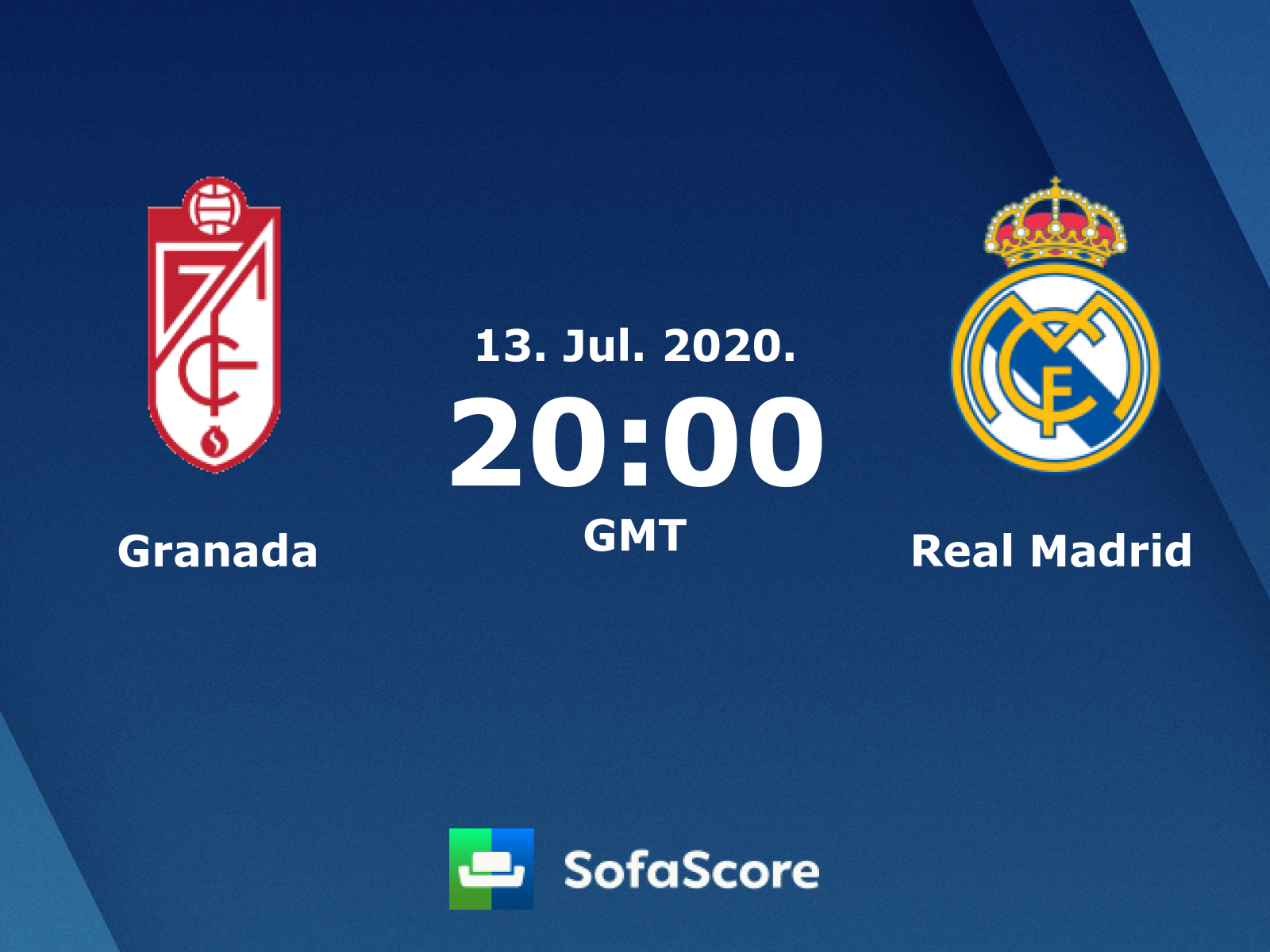 Granada Real Madrid Live Score Video Stream And H2h Results