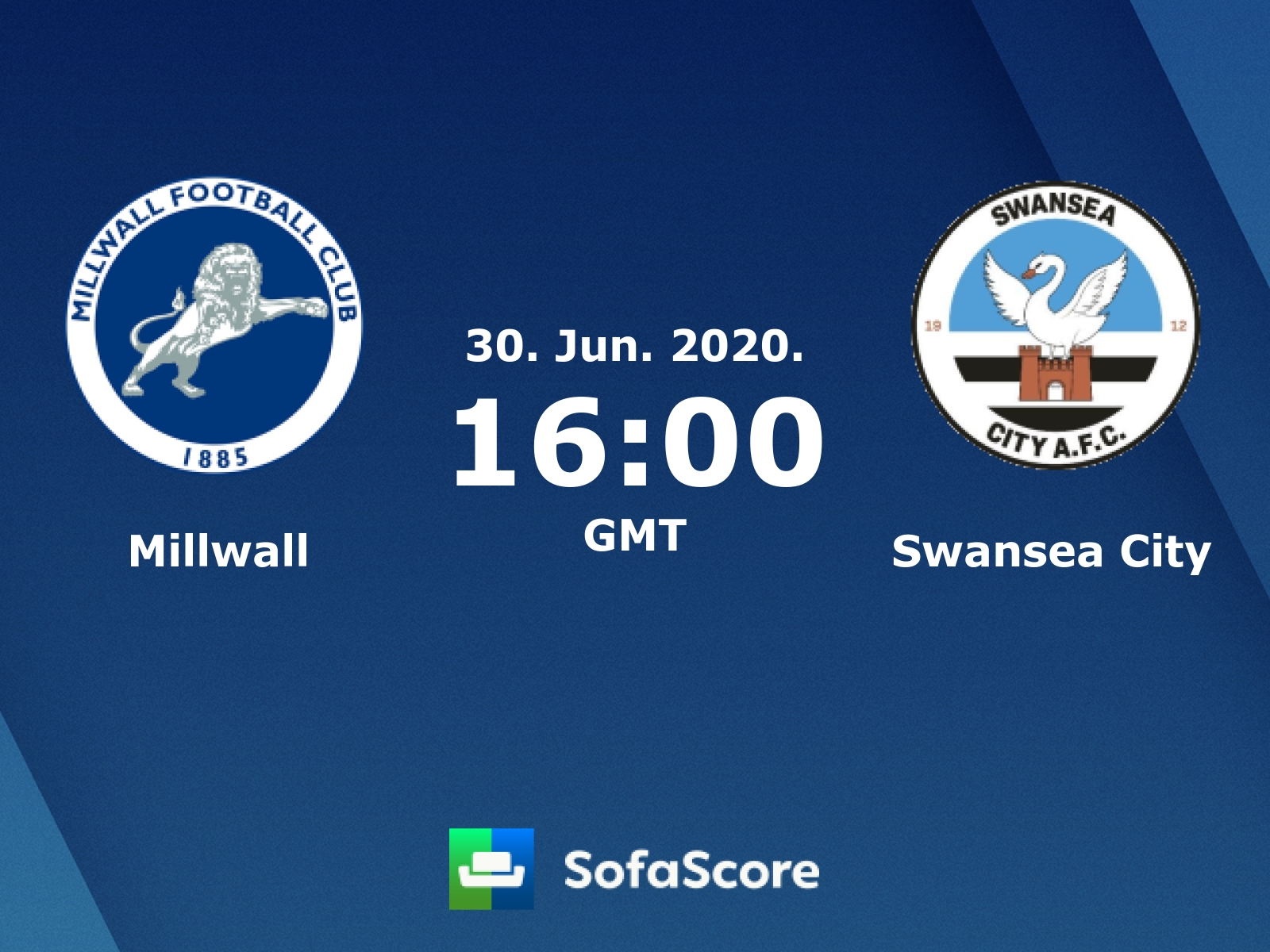 Millwall Swansea City Live Score Video Stream And H2h Results