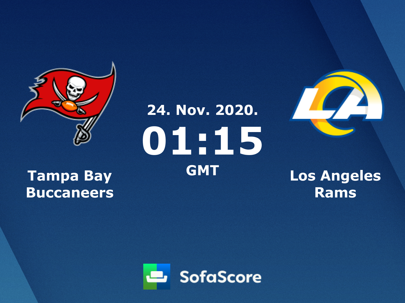 tampa bay buccaneers los angeles rams live score video stream and h2h results sofascore tampa bay buccaneers los angeles rams